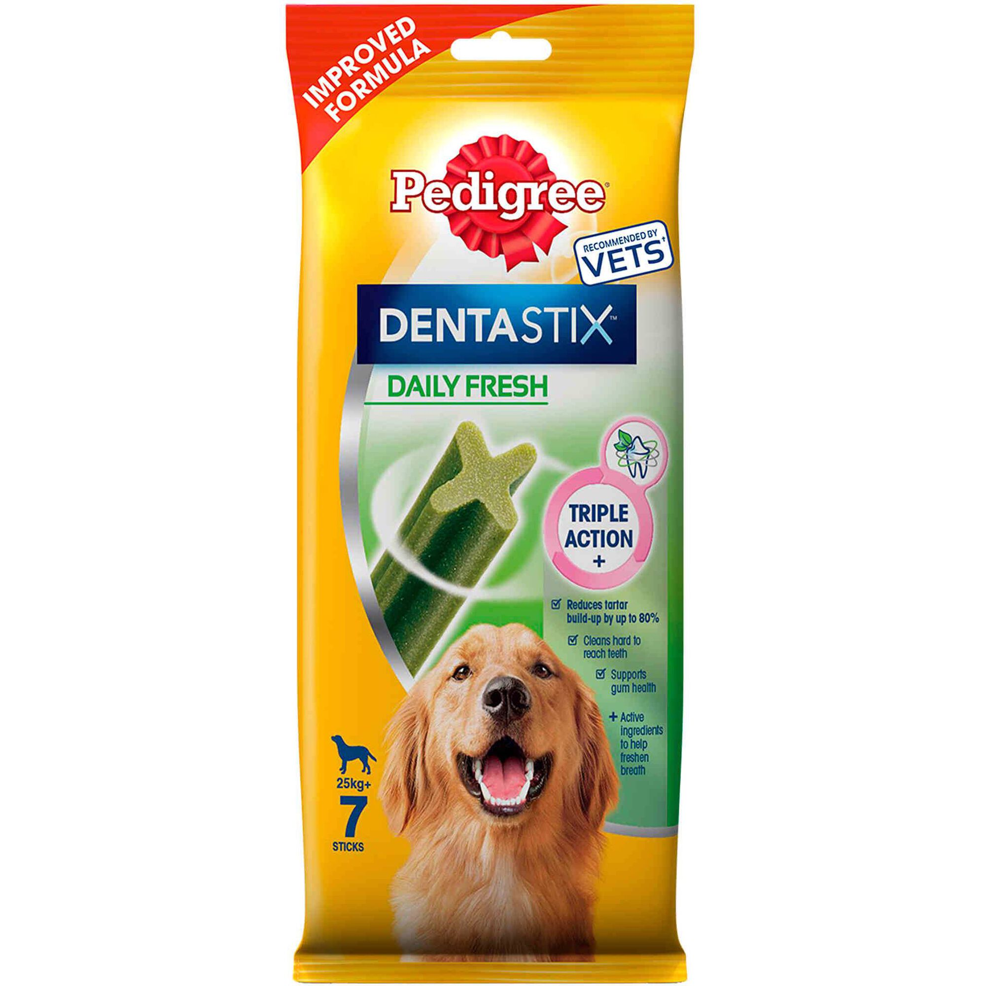 Snack para Cão Médio Dentastix Fresh