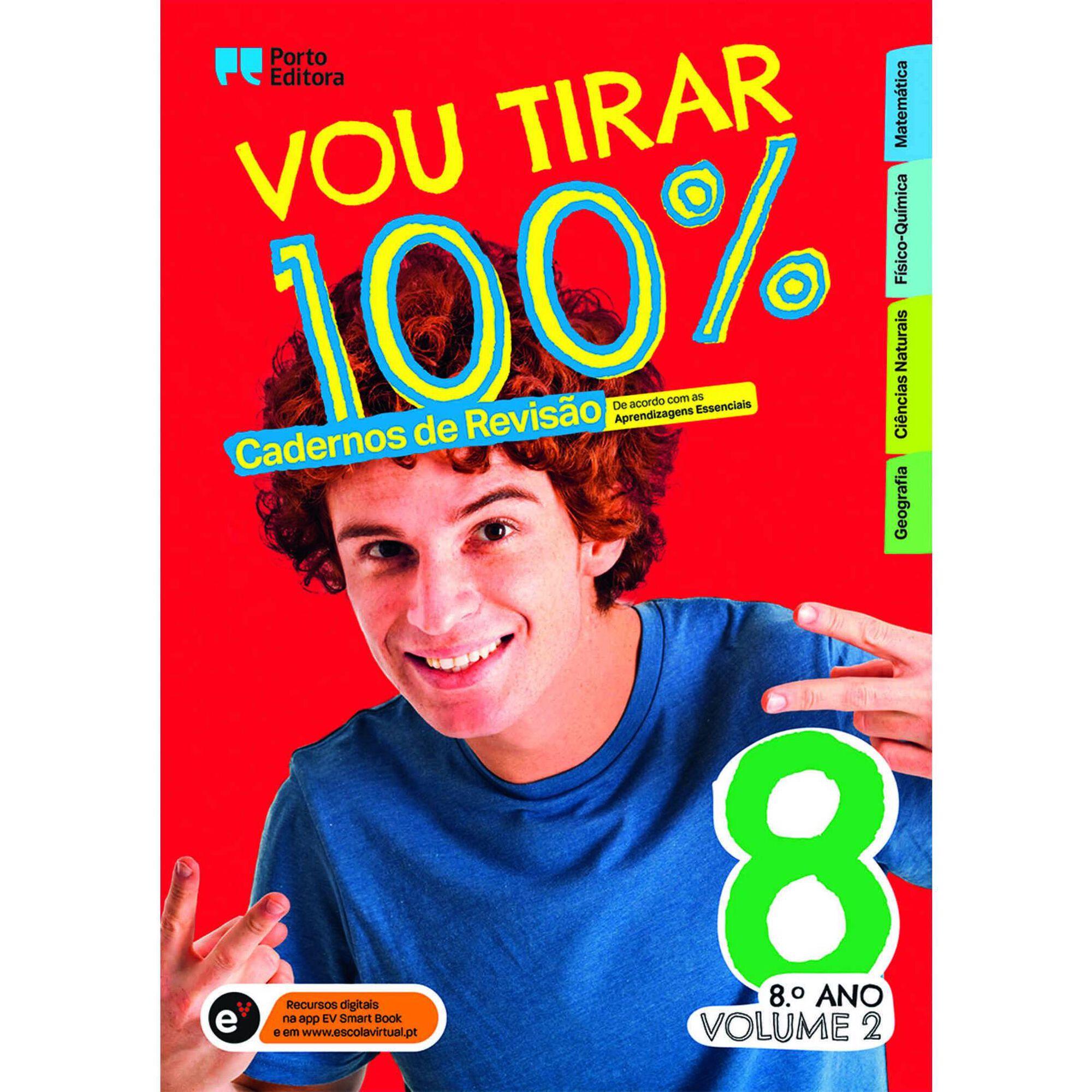 Vou Tirar 100% - 8º Ano (volume 2)