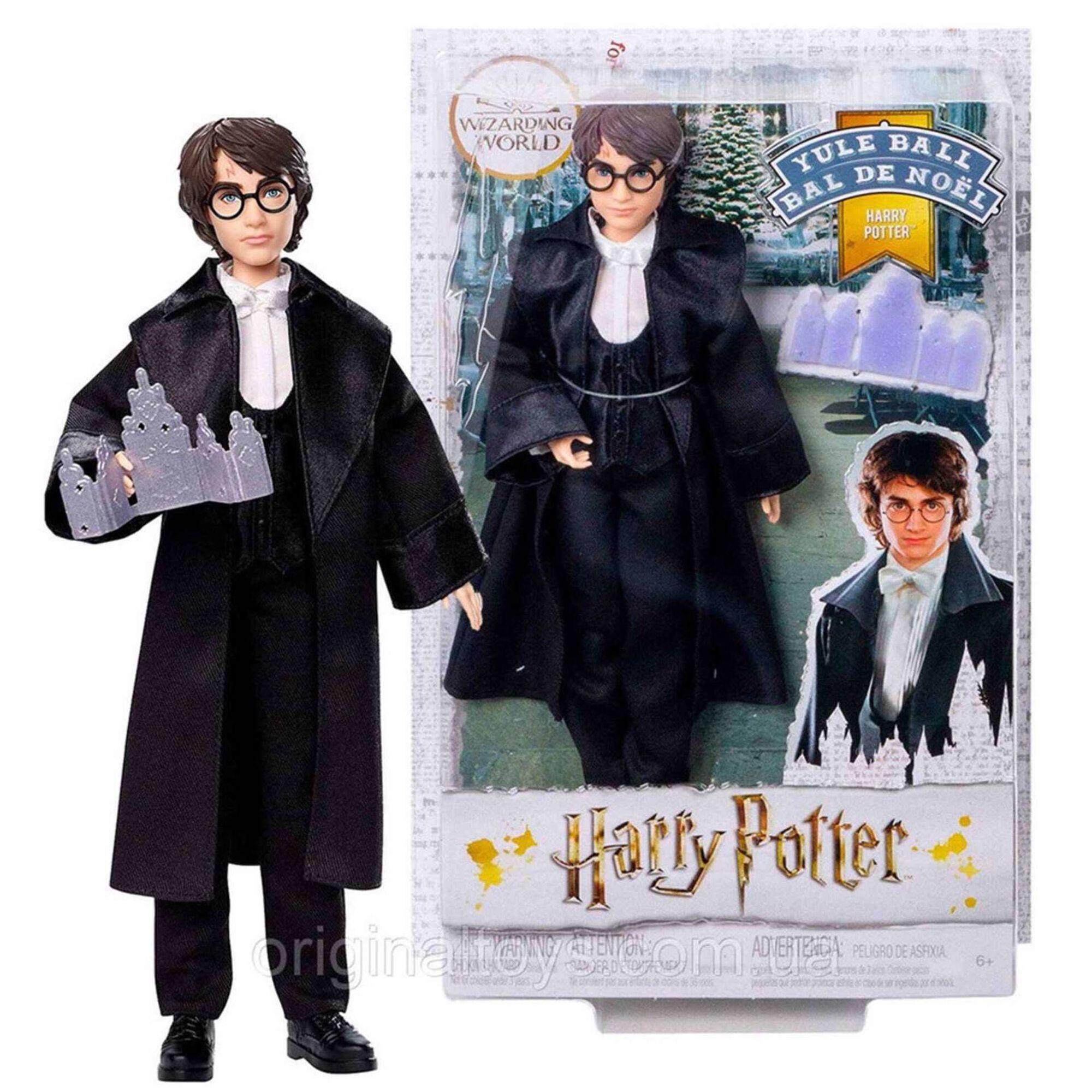 Boneco Harry Potter 27cm Baile de Inverno (vários modelos), , hi-res