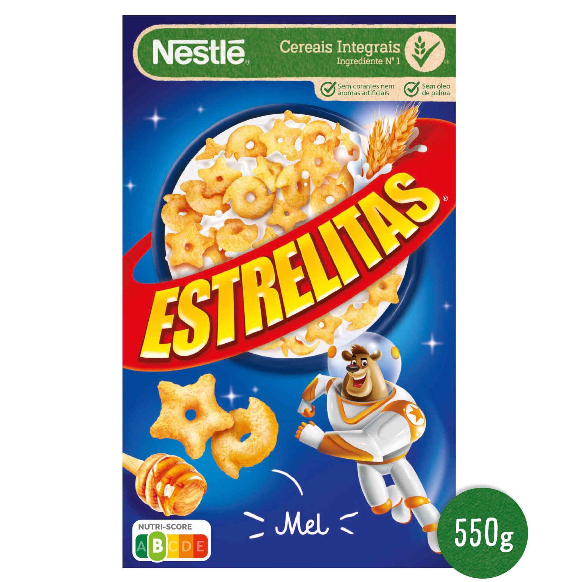 Cereais Estrelitas Mel