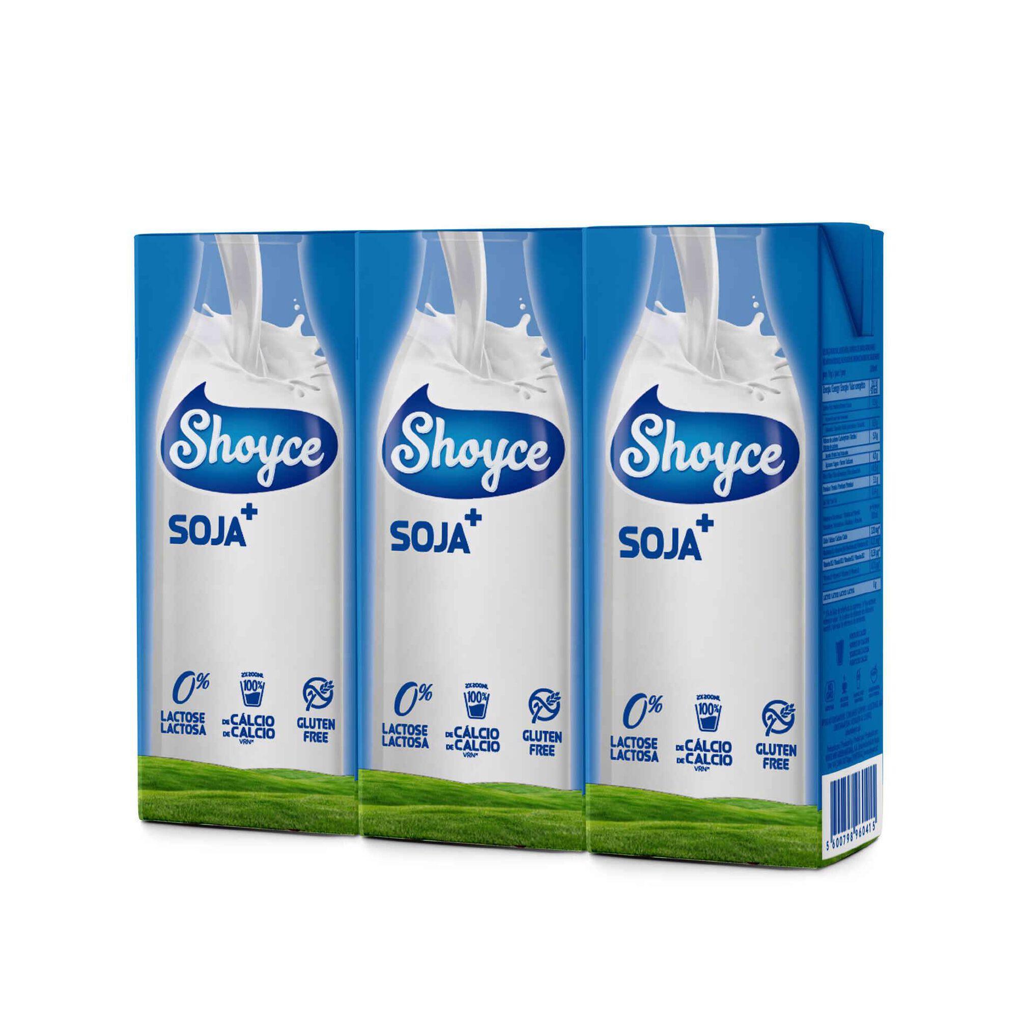 Bebida Vegetal de Soja Original sem Lactose