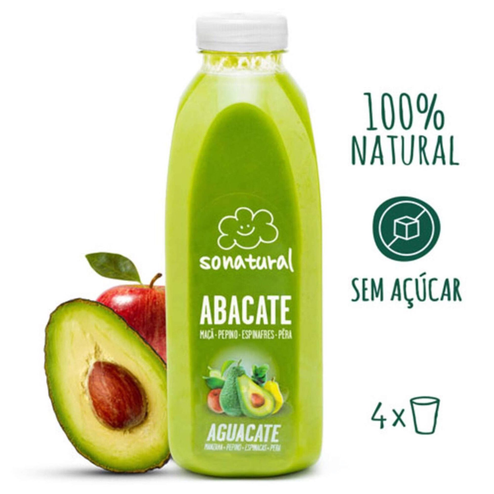 Sumo Natural Abacate