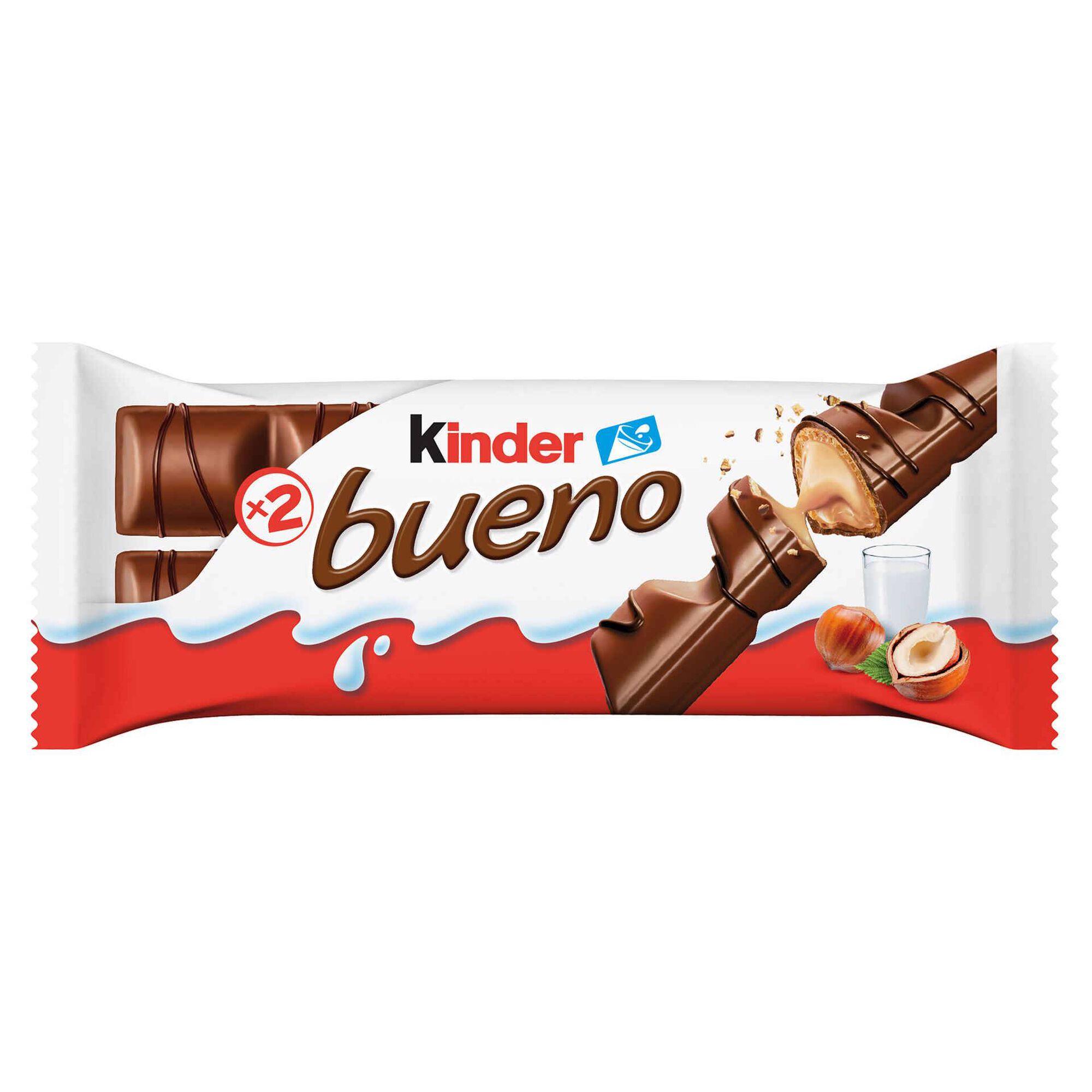 Snack de Chocolate Kinder Bueno