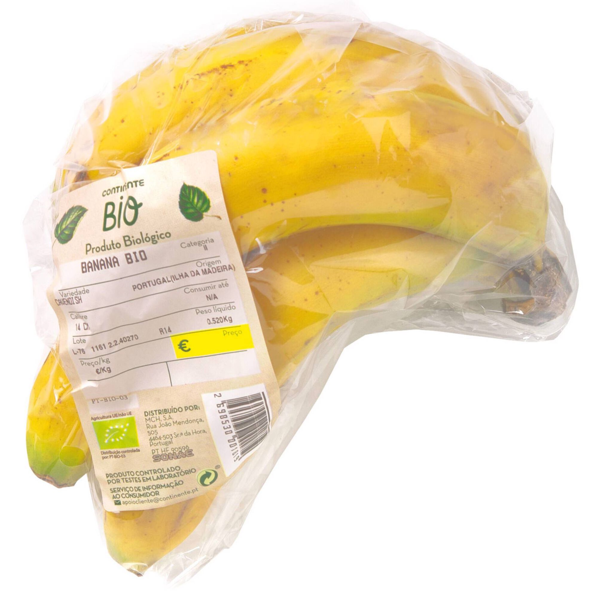 Banana Biológica
