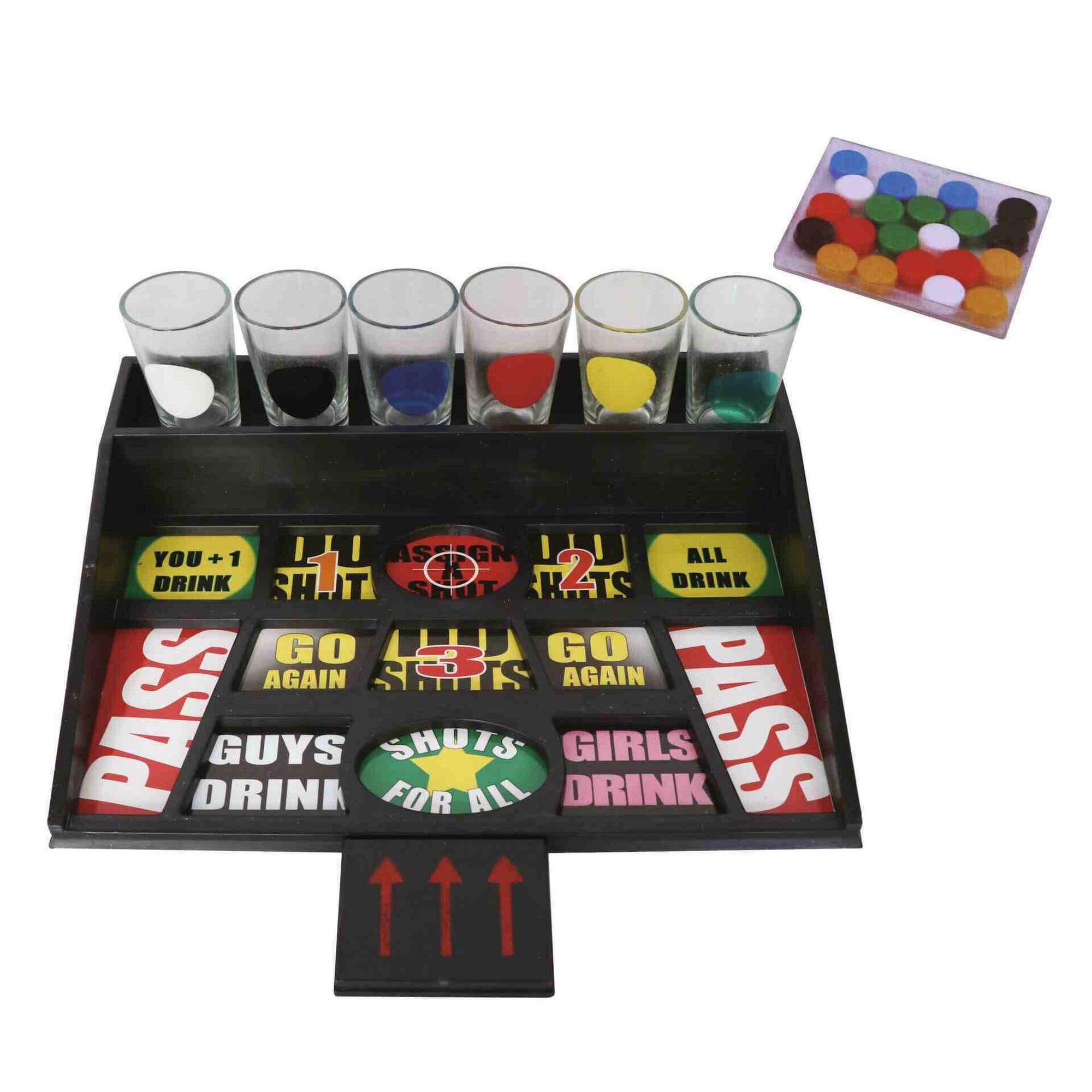 Jogo de Tabuleiro de Festa