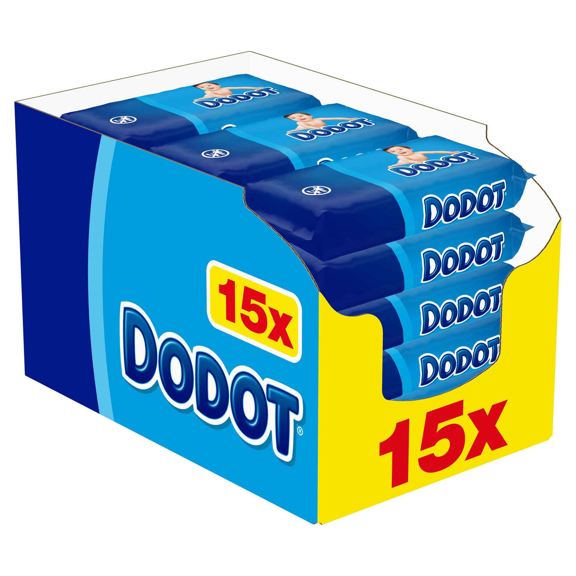 Box Toalhitas Bebé Azul XXL