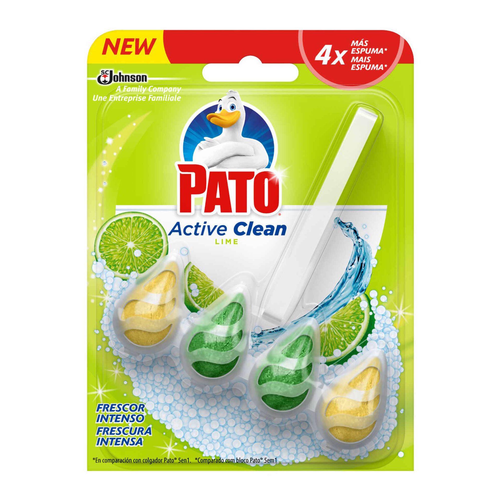 Bloco Sanitário Active Clean Lima