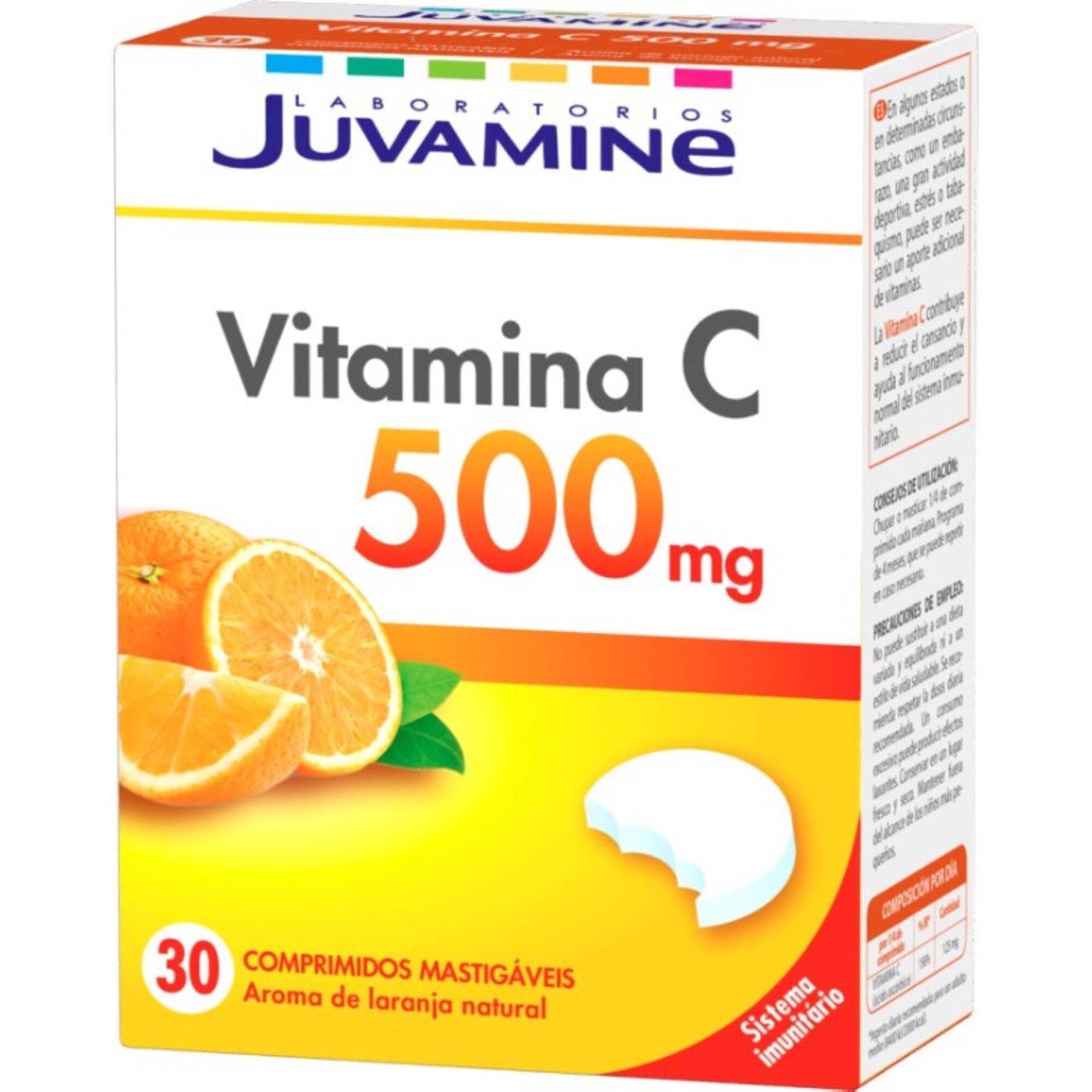 Suplemento Vitamina C