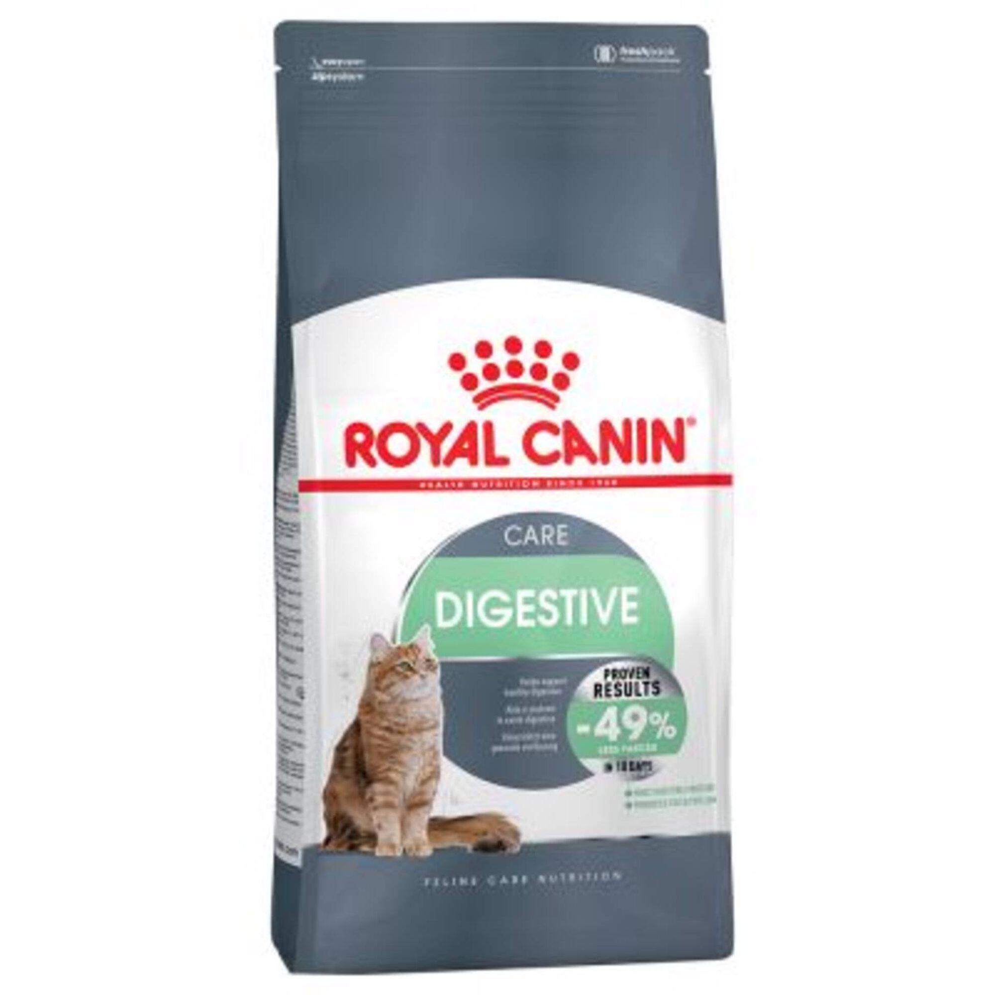 Ração para Gato Adulto Digestive