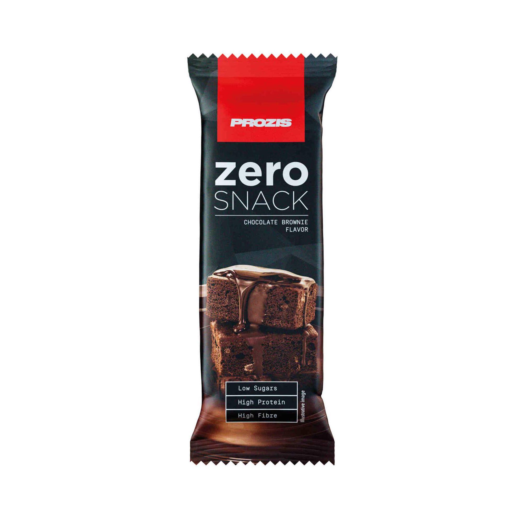 Snack Zero Chocolate Brownie