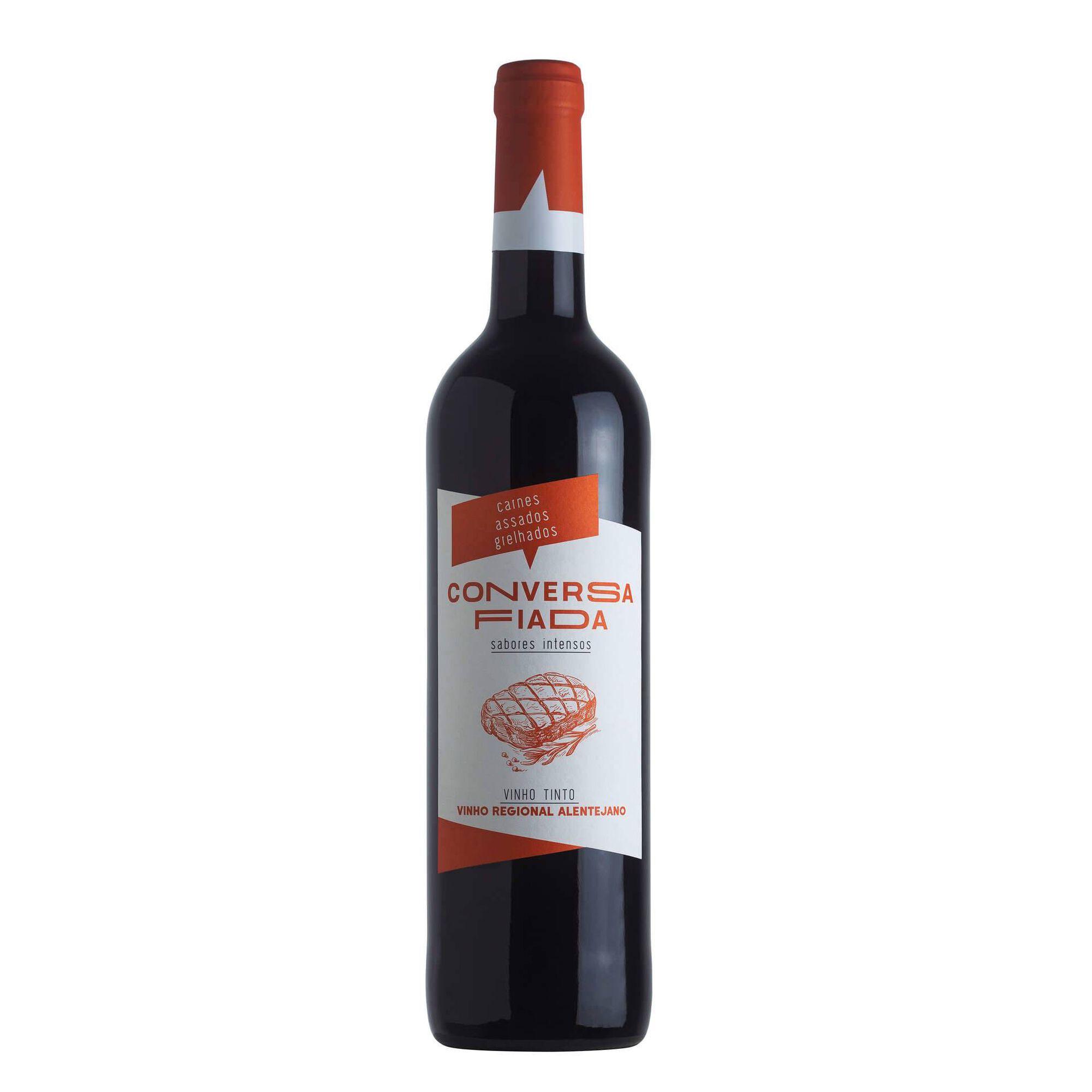 Conversa Fiada Regional Alentejano Vinho Tinto