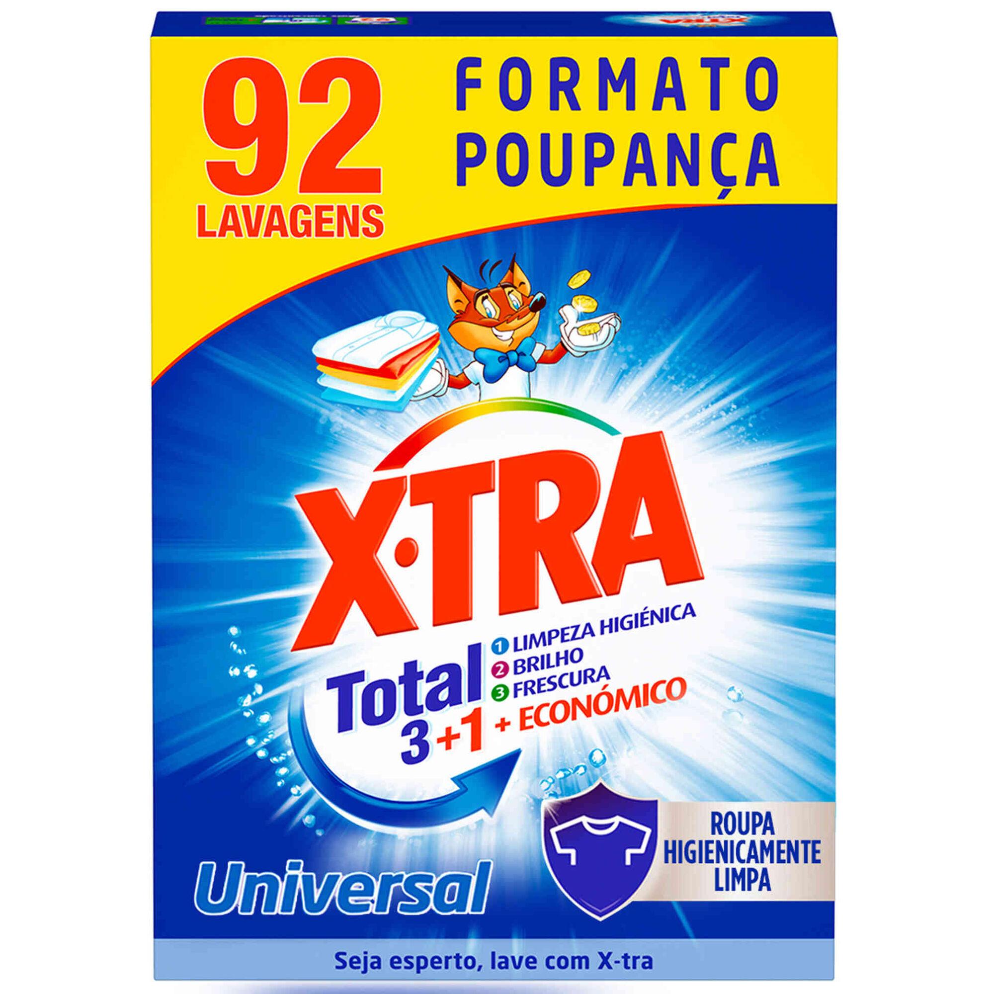 Detergente Máquina Roupa Pó Universal