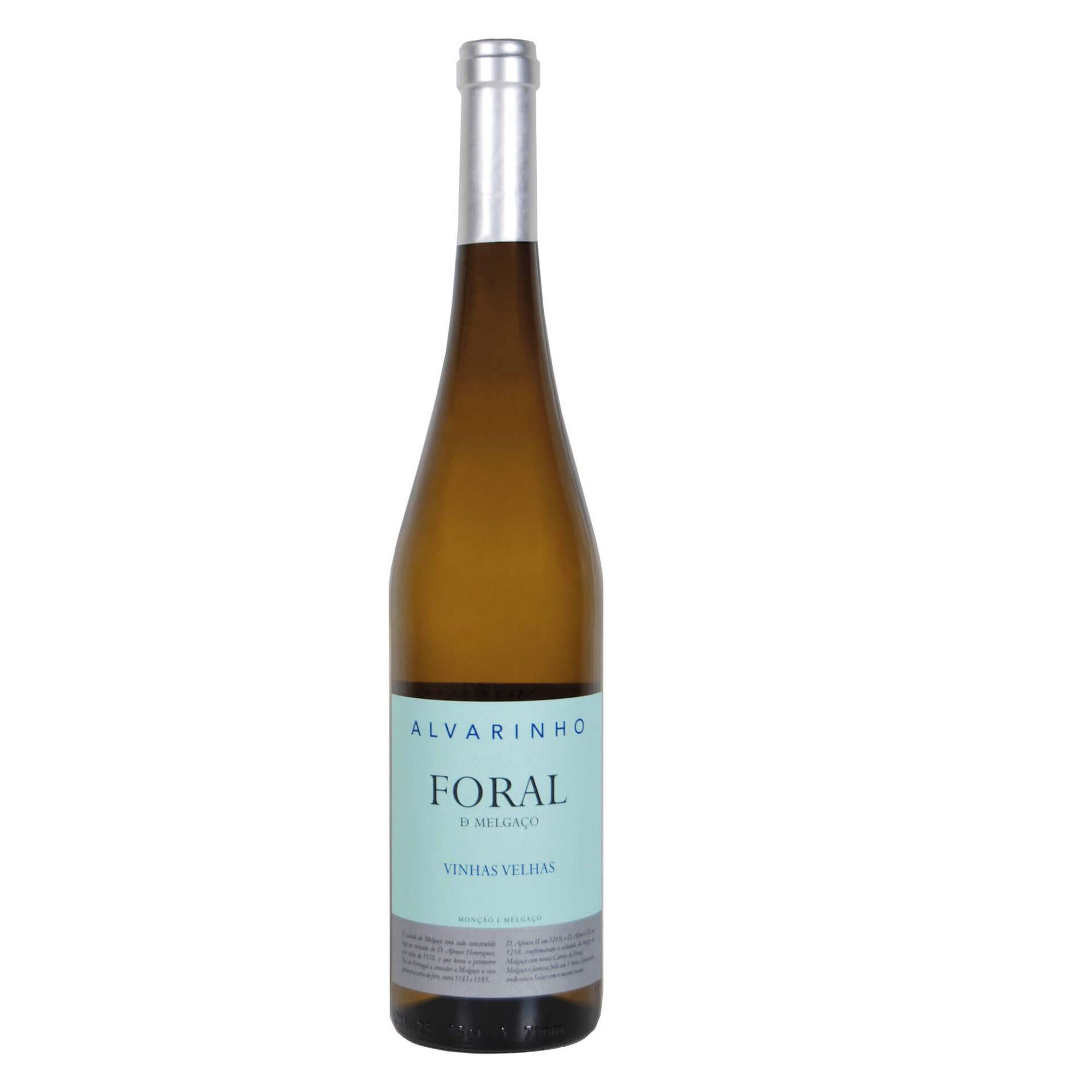 Foral De Melgaço Vinhas Velhas DOC Vinho Verde Branco