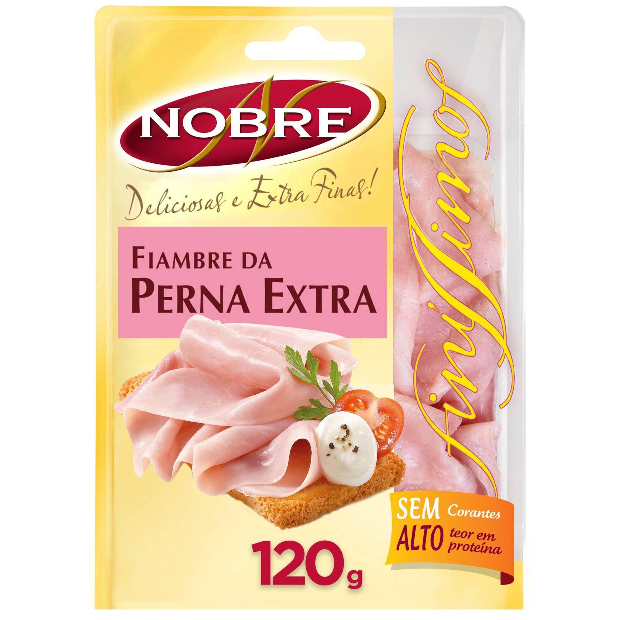 Fiambre Perna Extra Fatias Finíssimas