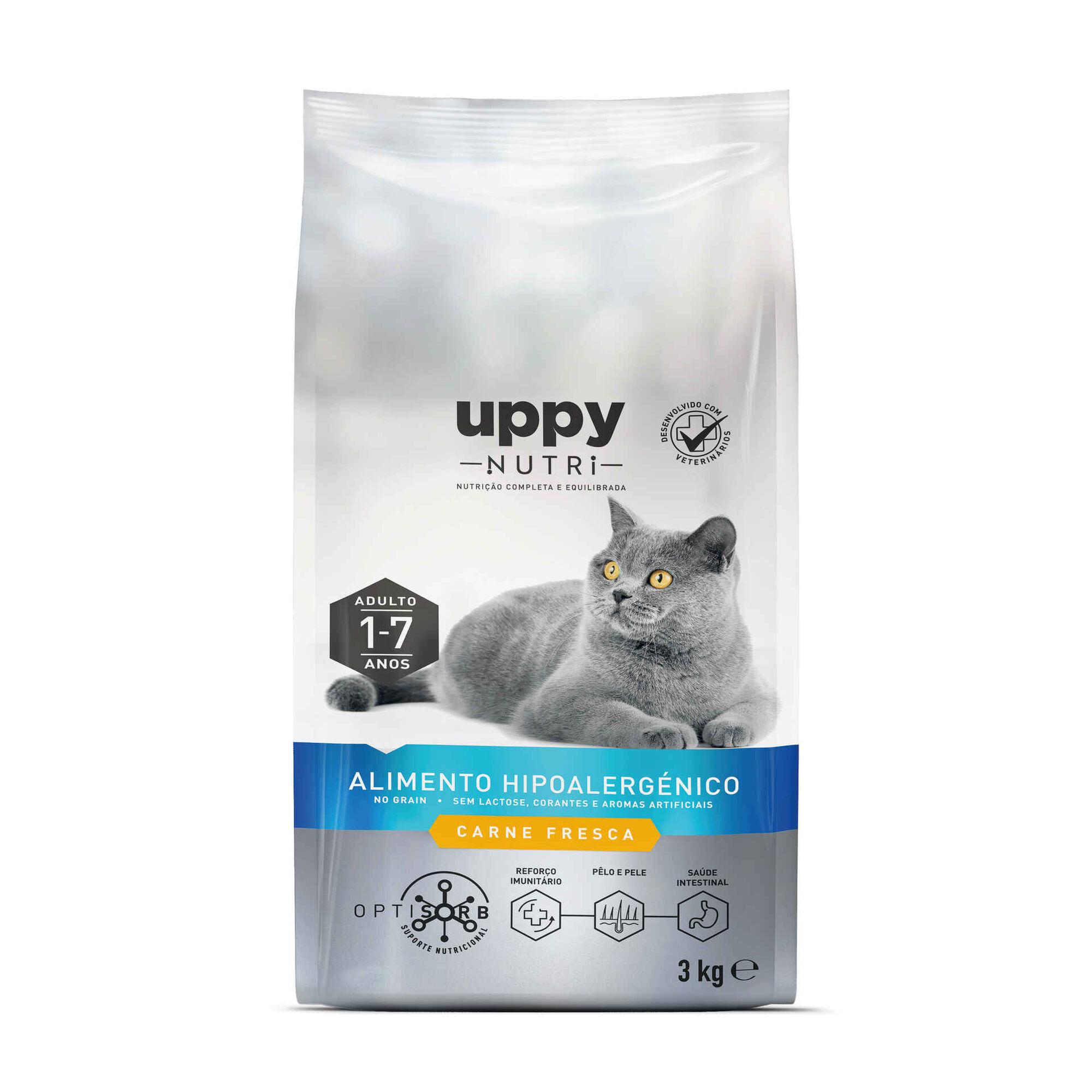 Ração para Gato Adulto Nutri Grain Free Frango
