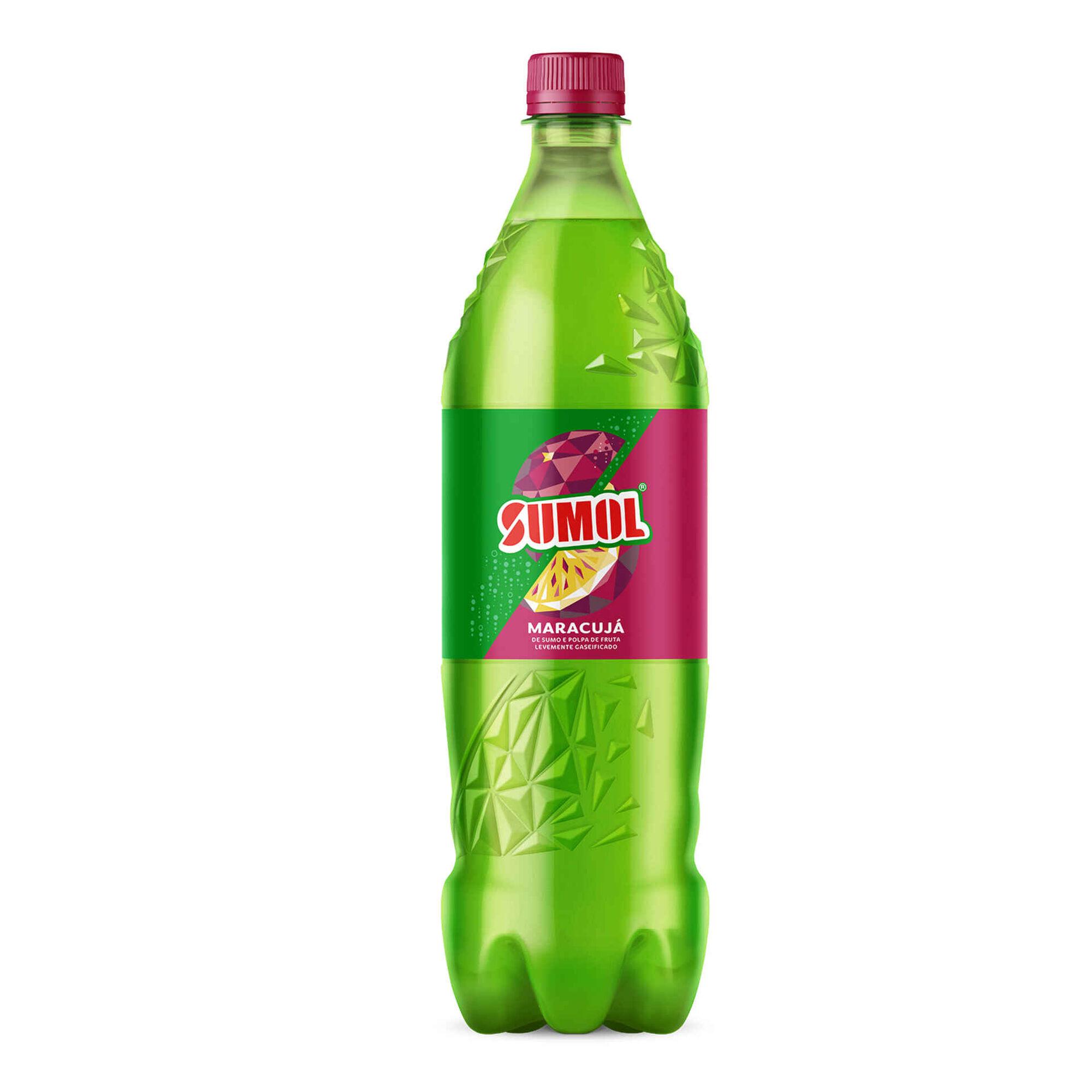 Refrigerante com Gás Maracujá