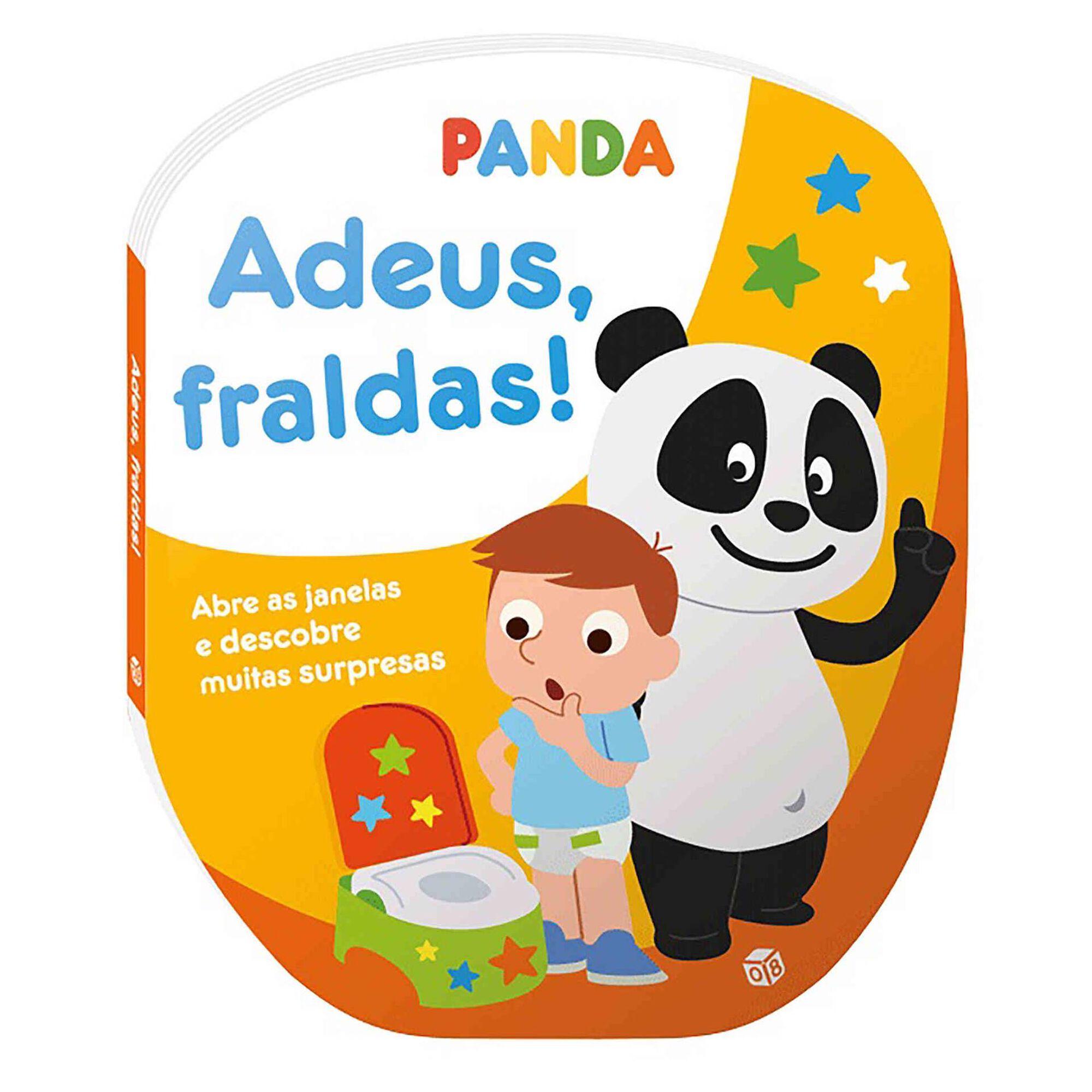 Panda - Adeus, Fraldas!, , hi-res