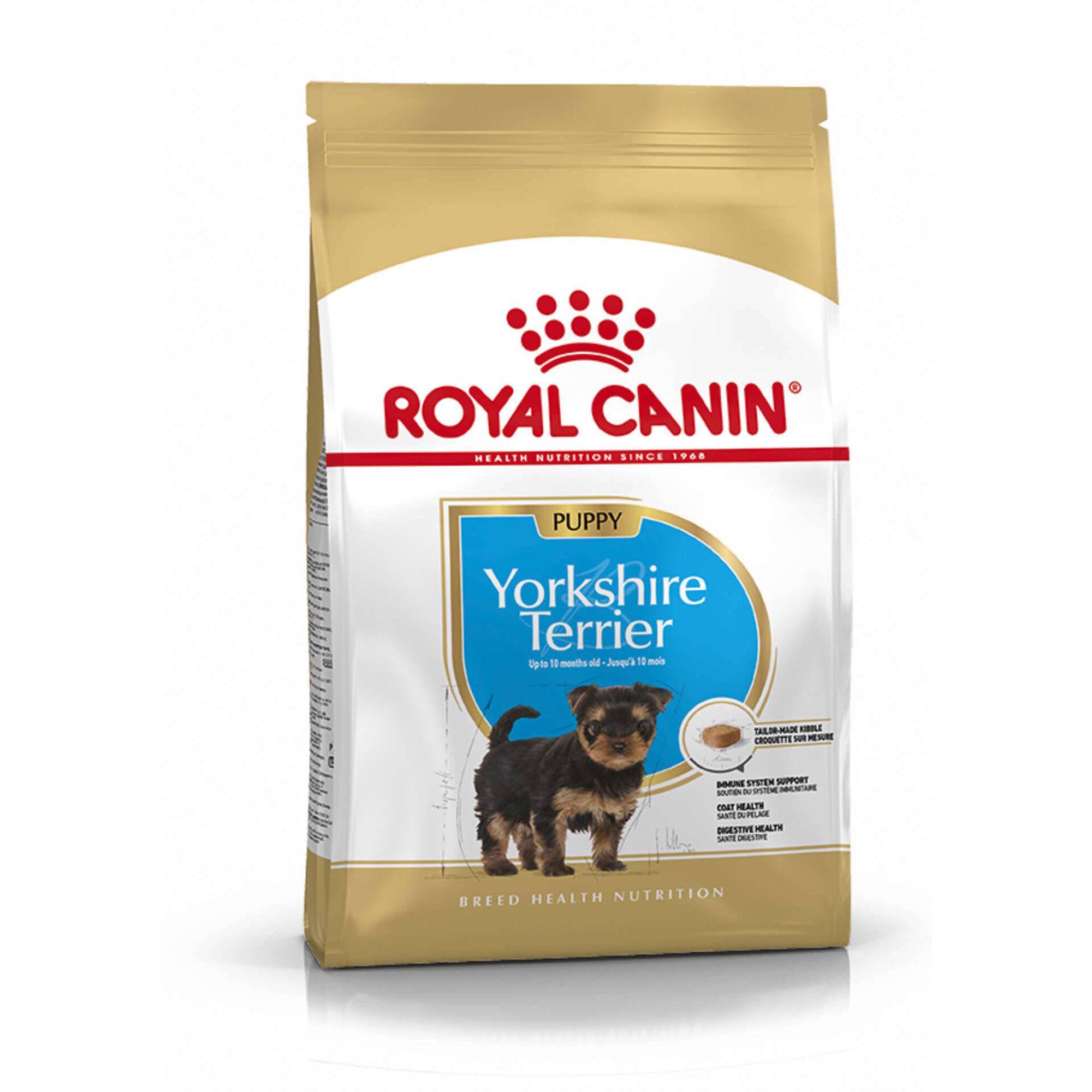 Ração para Cão Júnior Yorkshire Terrier