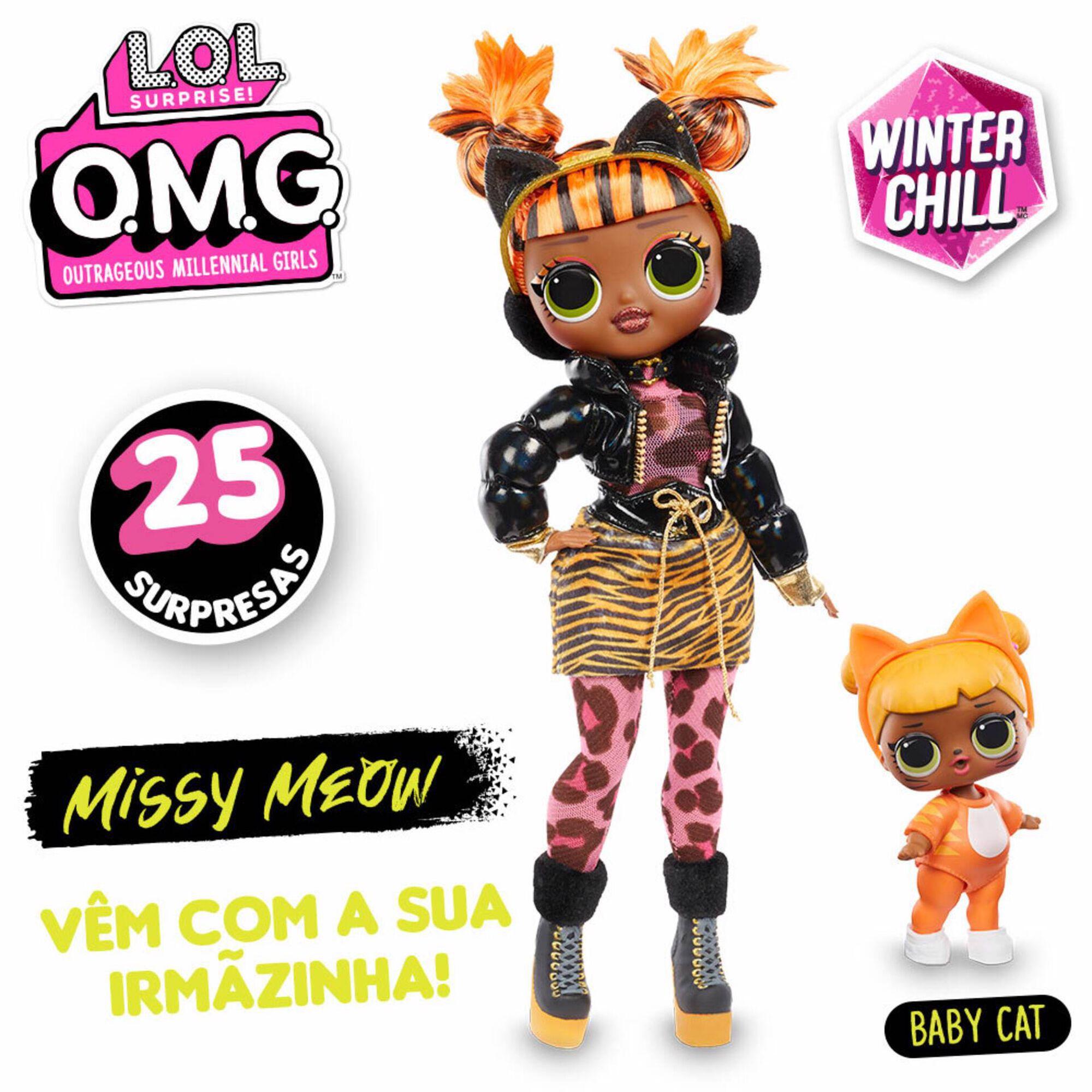 Boneca L.O.L. Surprise! Missy Meow