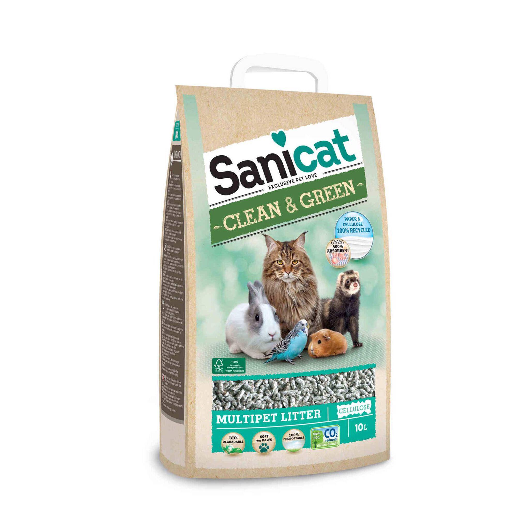 Absorvente para Gato