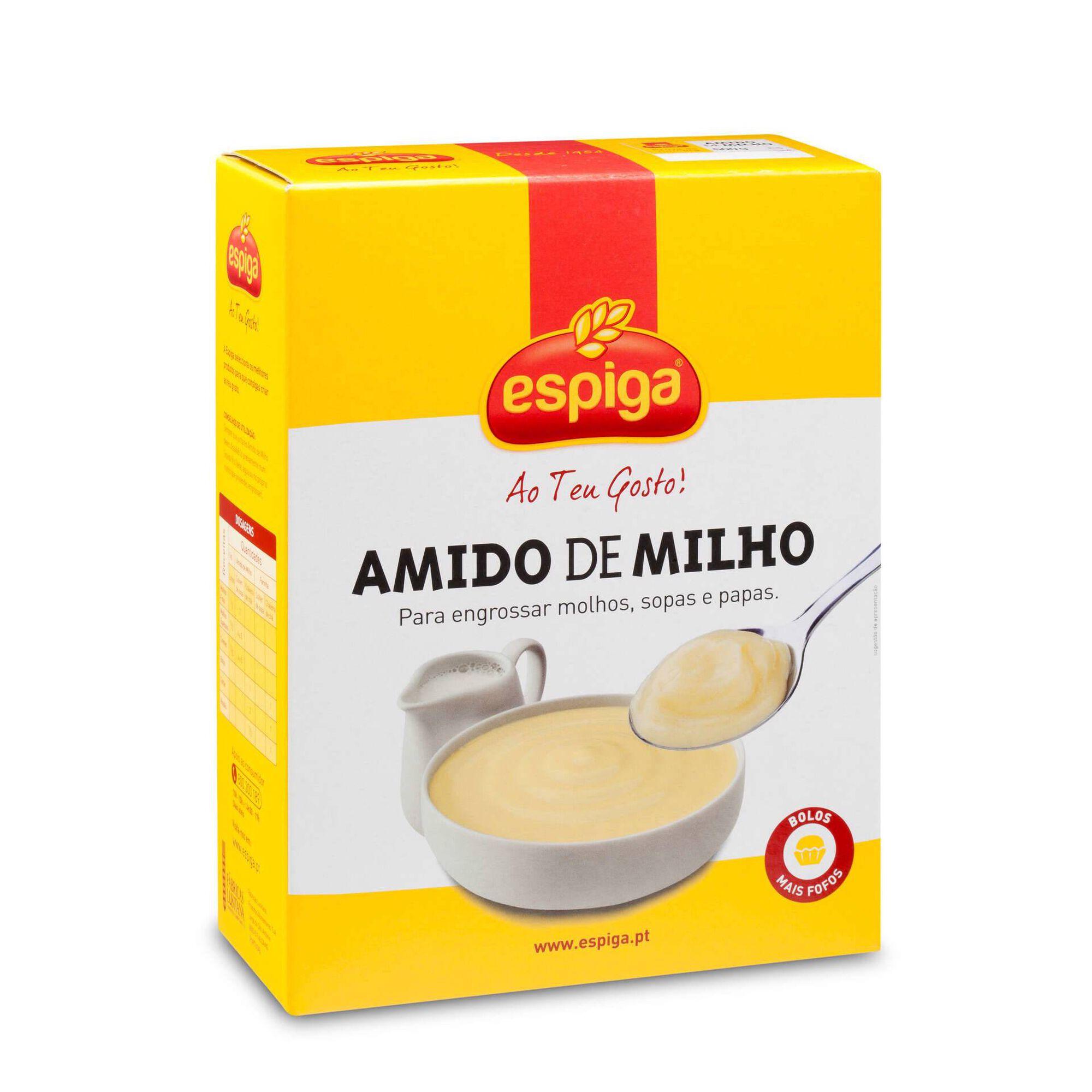 Farinha Amido de Milho