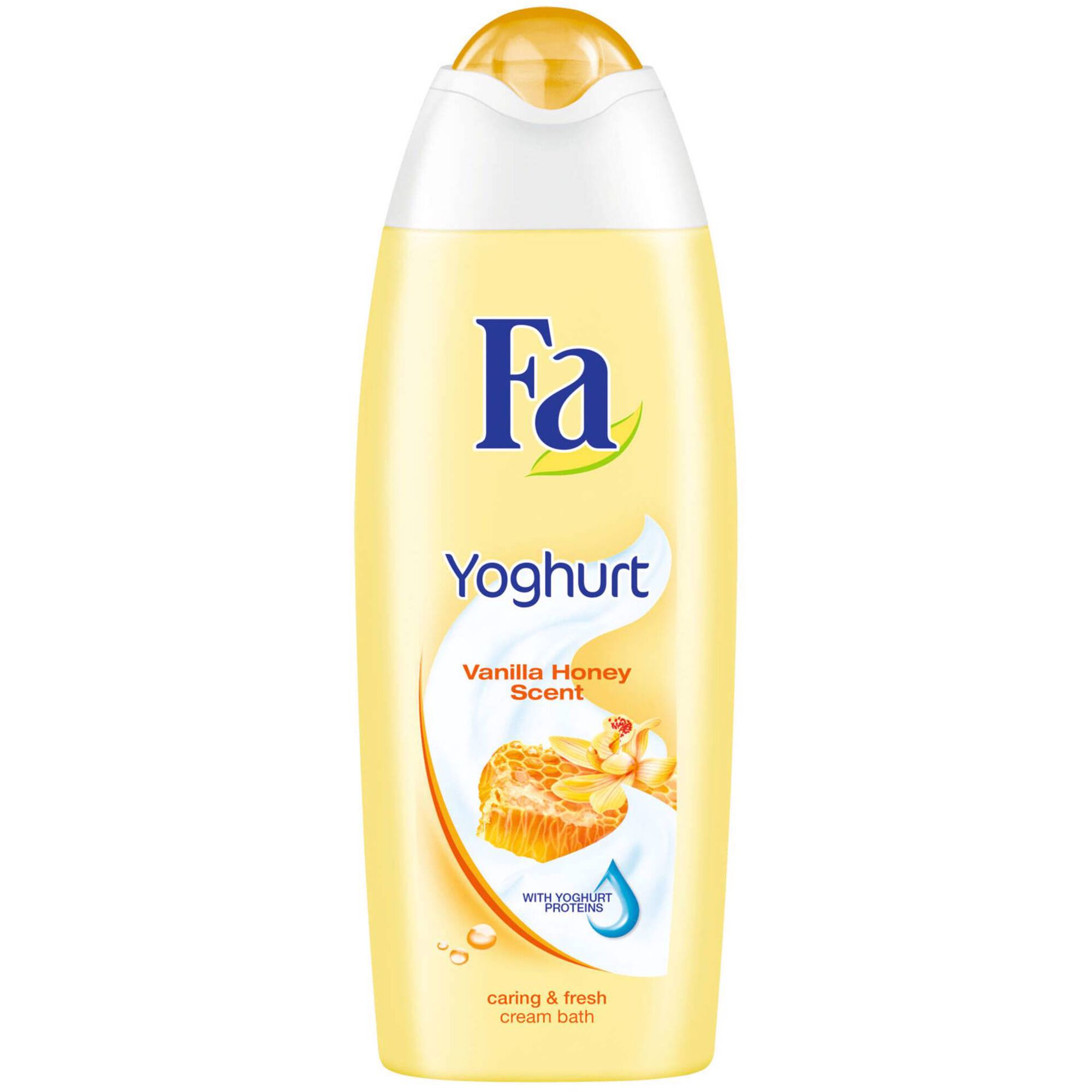 Gel de Banho Yoghurt