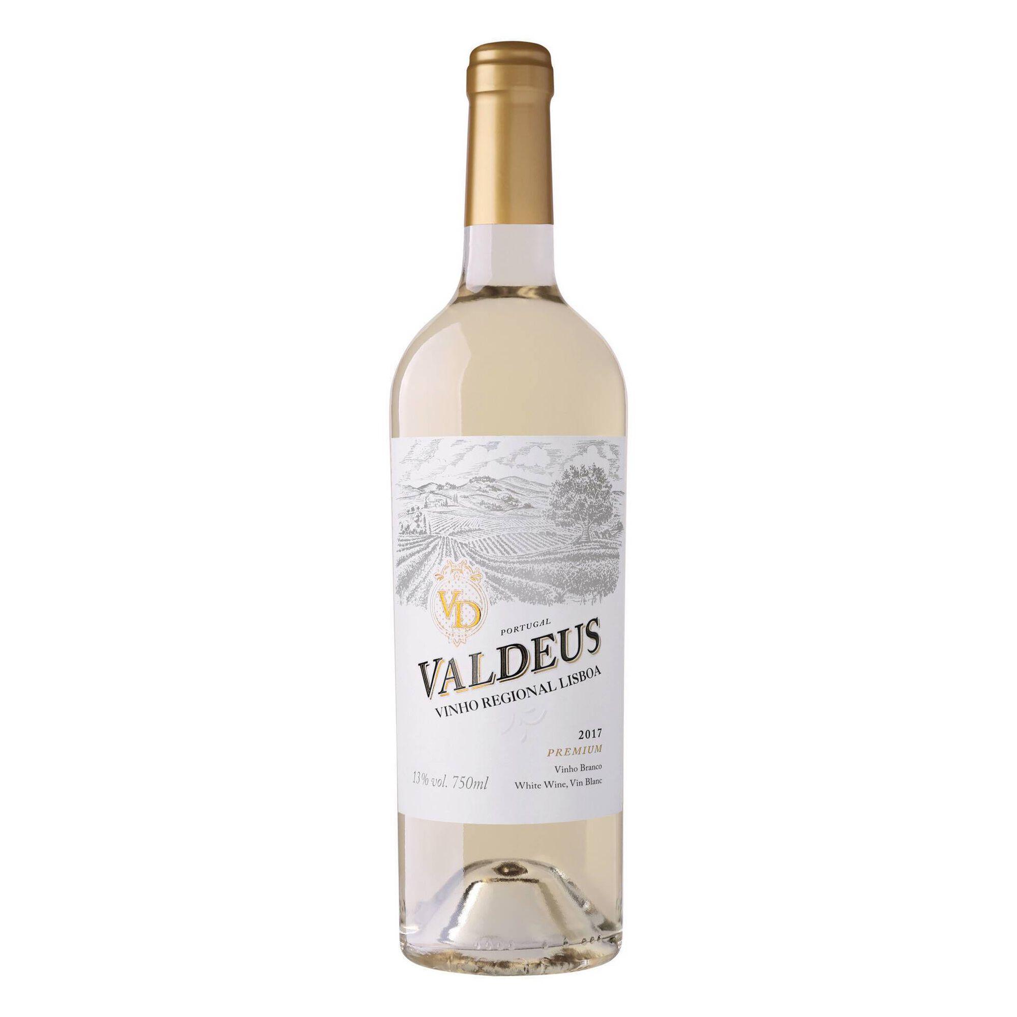 Valdeus Premium Regional Lisboa Vinho Branco