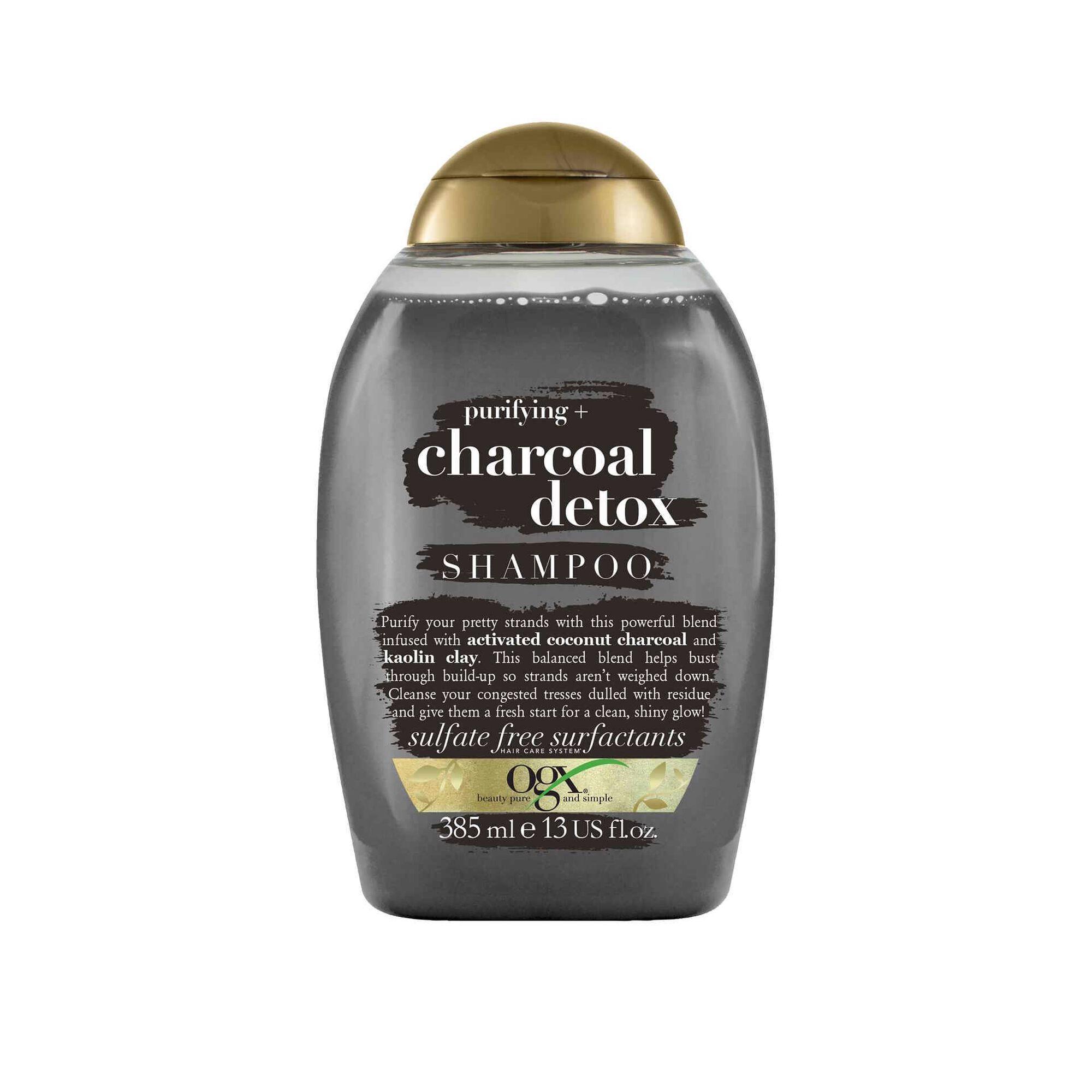Champô Charcoal Detox