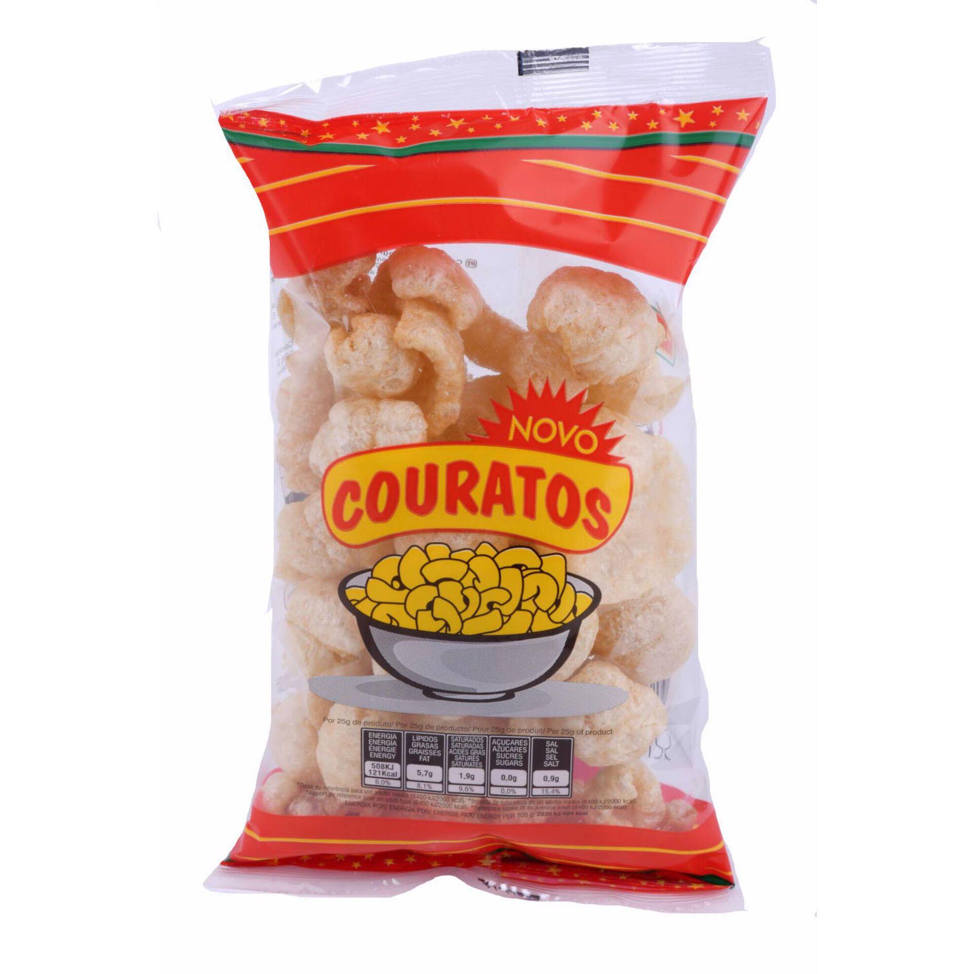 Snacks Couratos