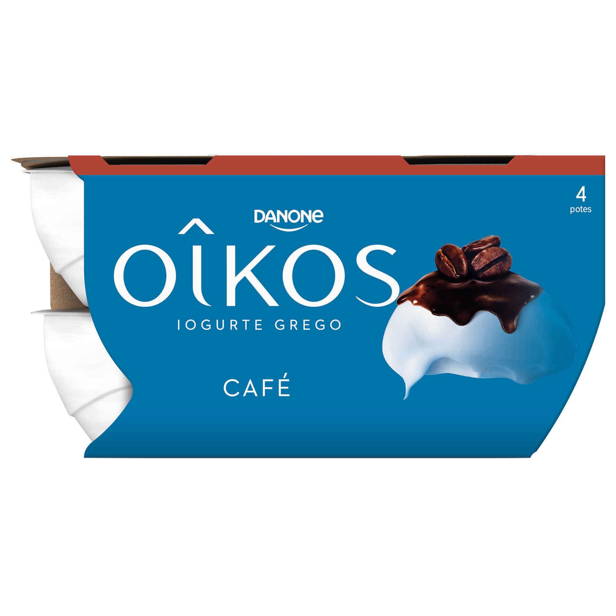 Iogurte Grego Oikos Café