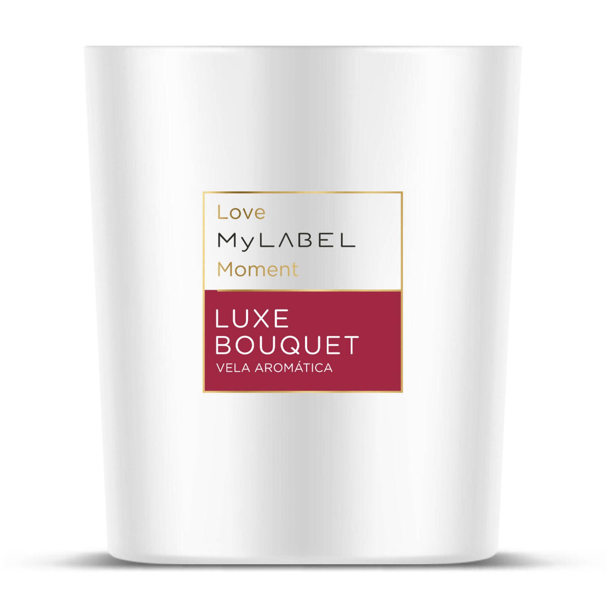 Ambientador Vela Luxe Bouquet