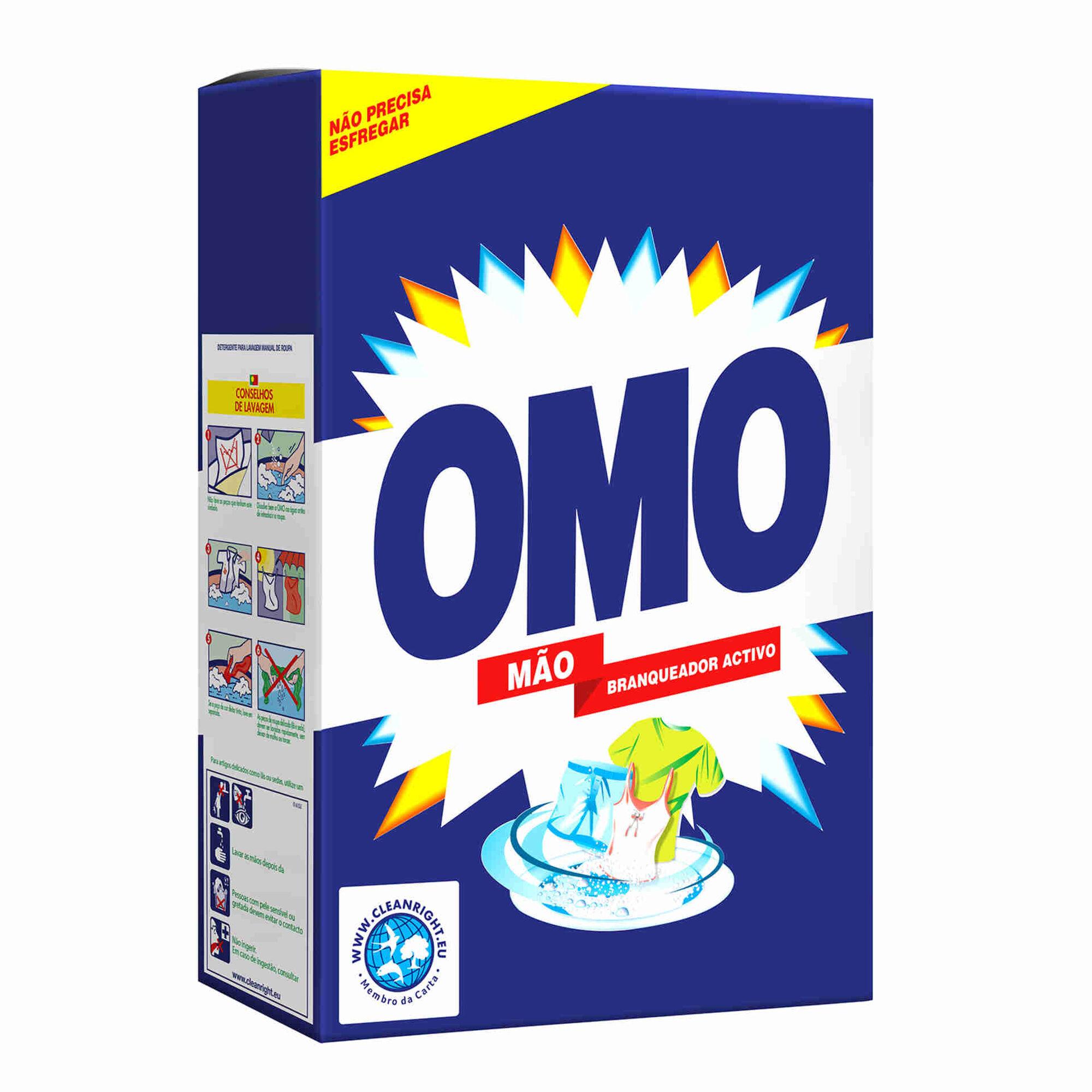 Detergente Manual Roupa Pó