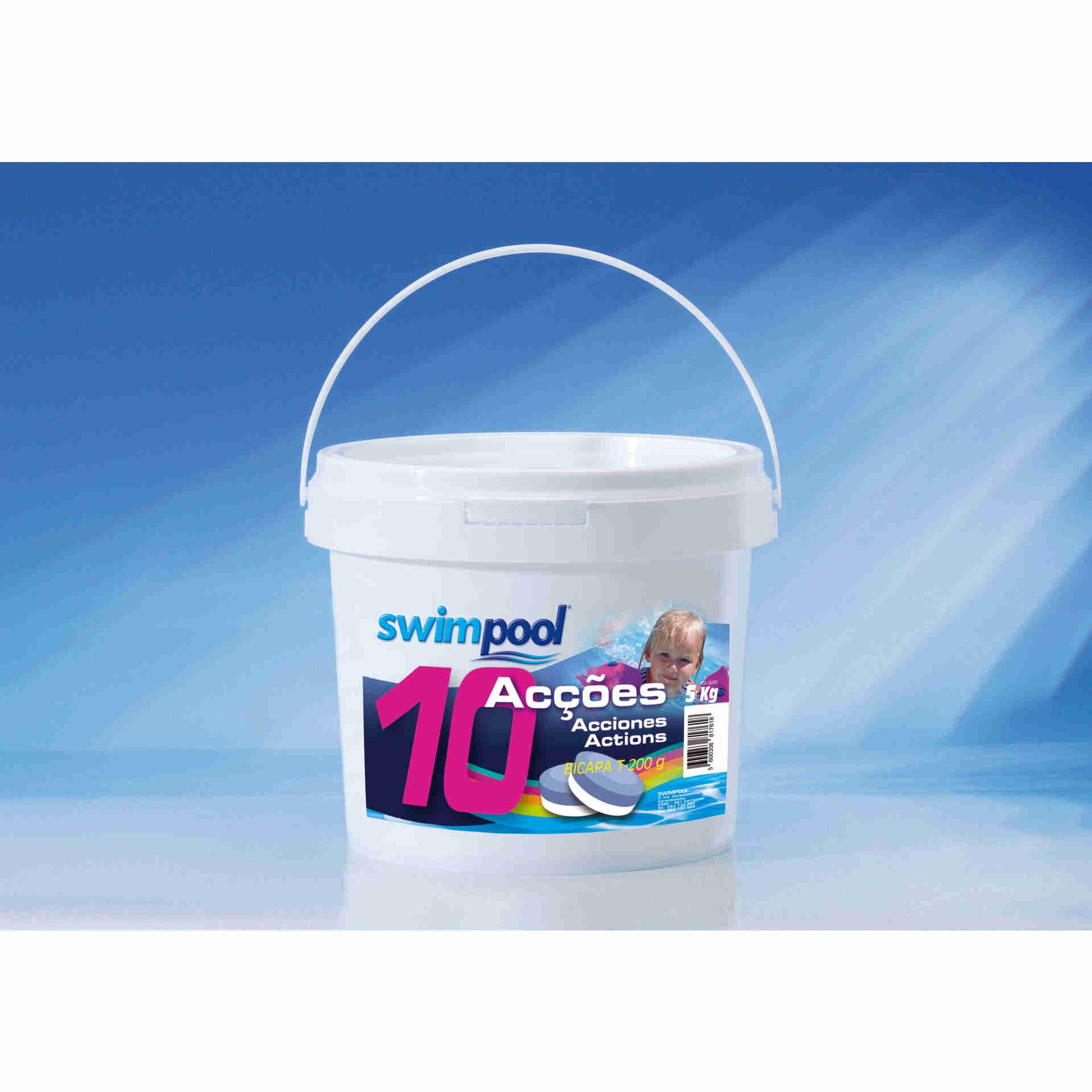 Desinfetante Cloro 10 Ações 5kg