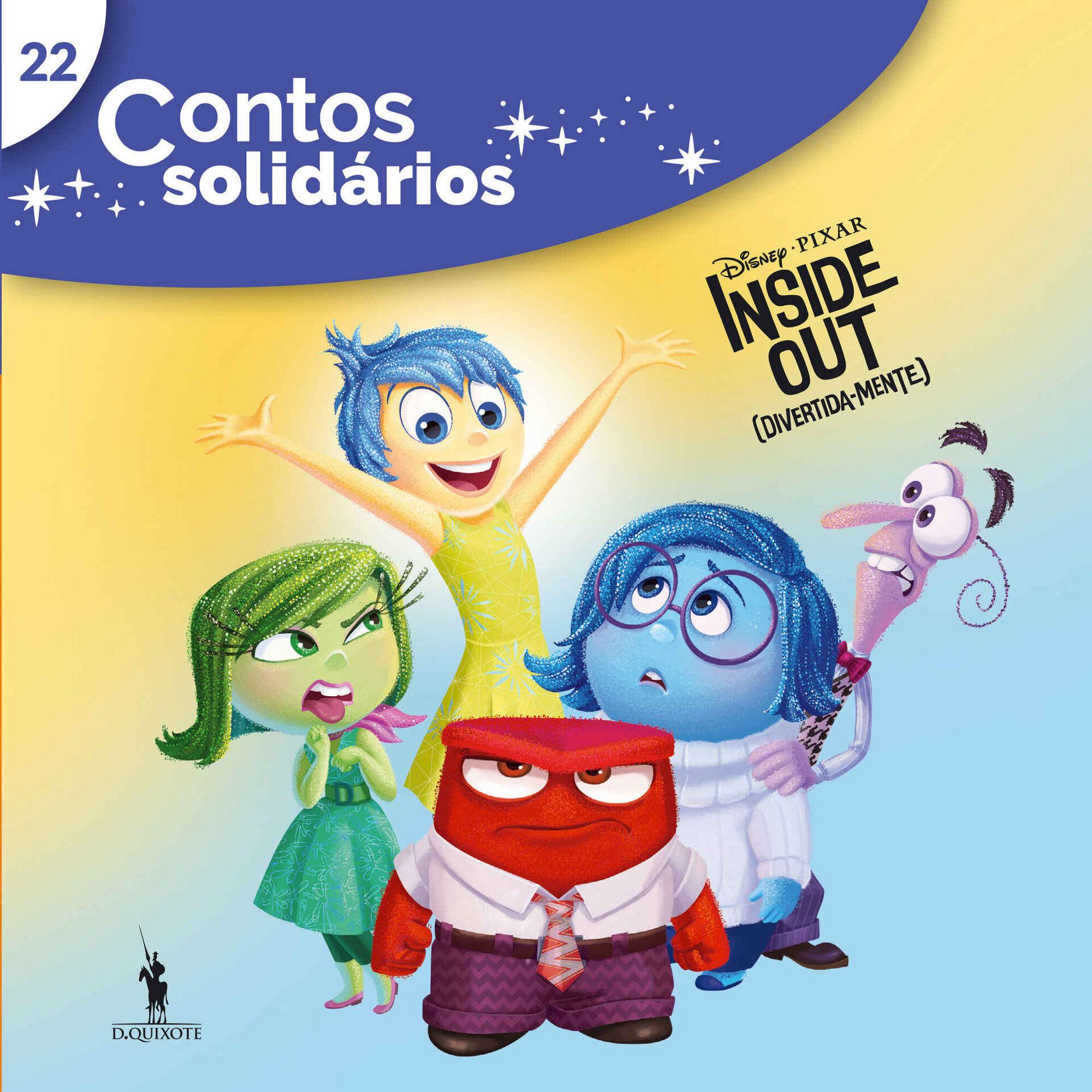 Contos Solidários 22 - Inside Out