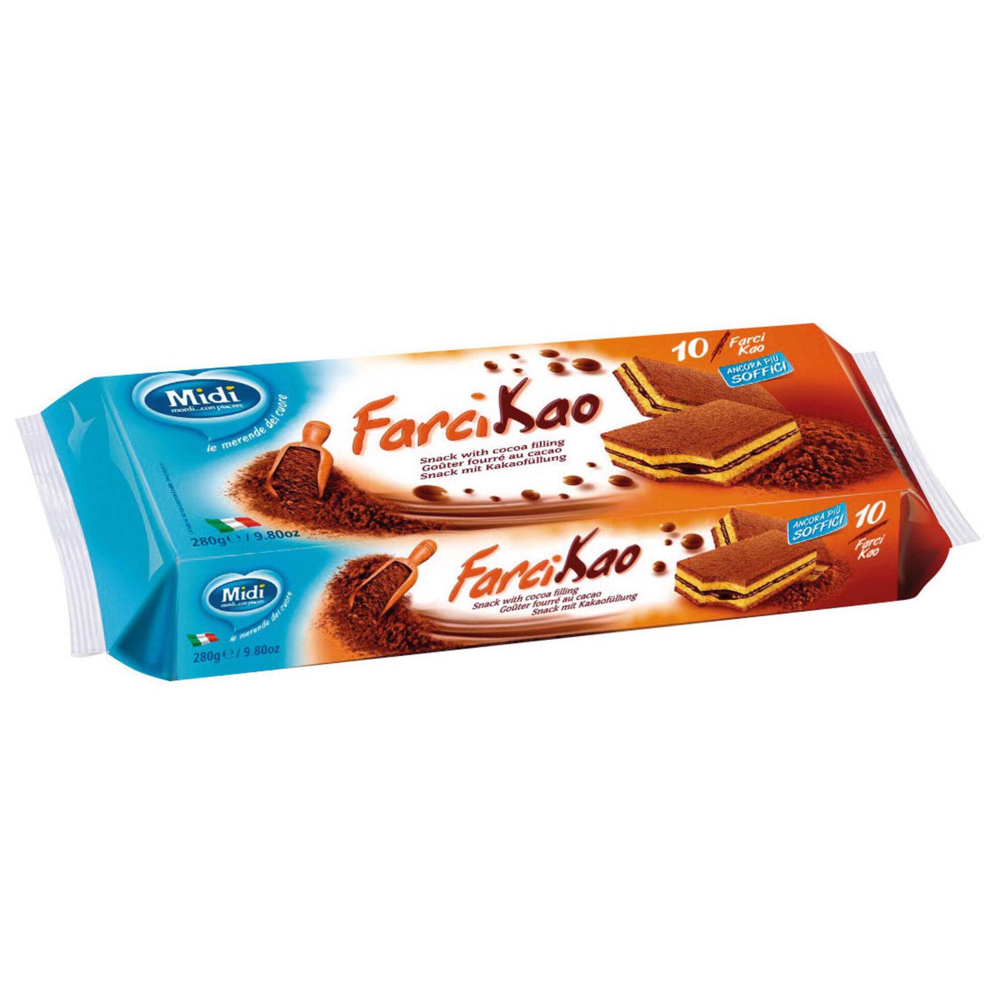Bolo FarciKao de Chocolate