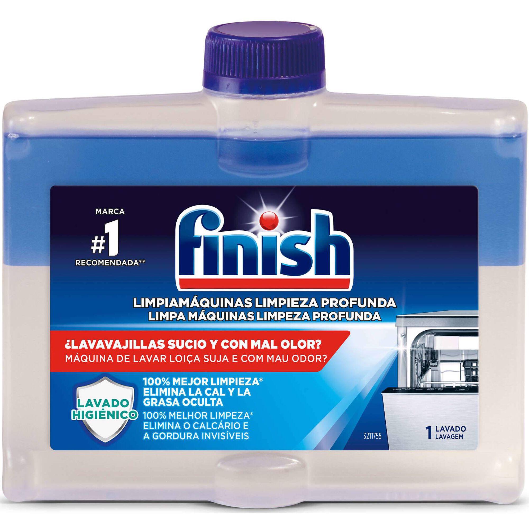 Limpa Máquina Loiça Líquido