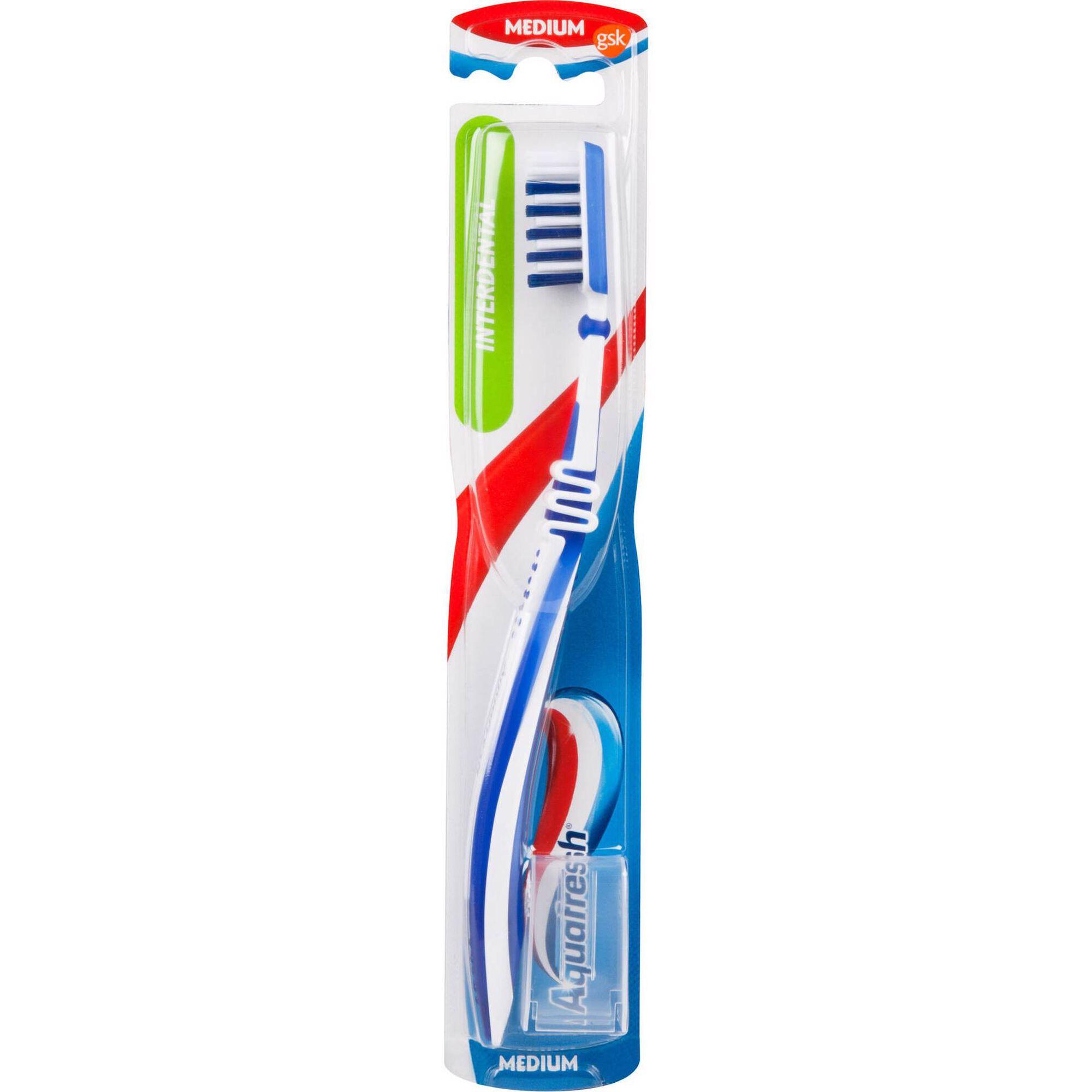 Escova de Dentes Interdental Média