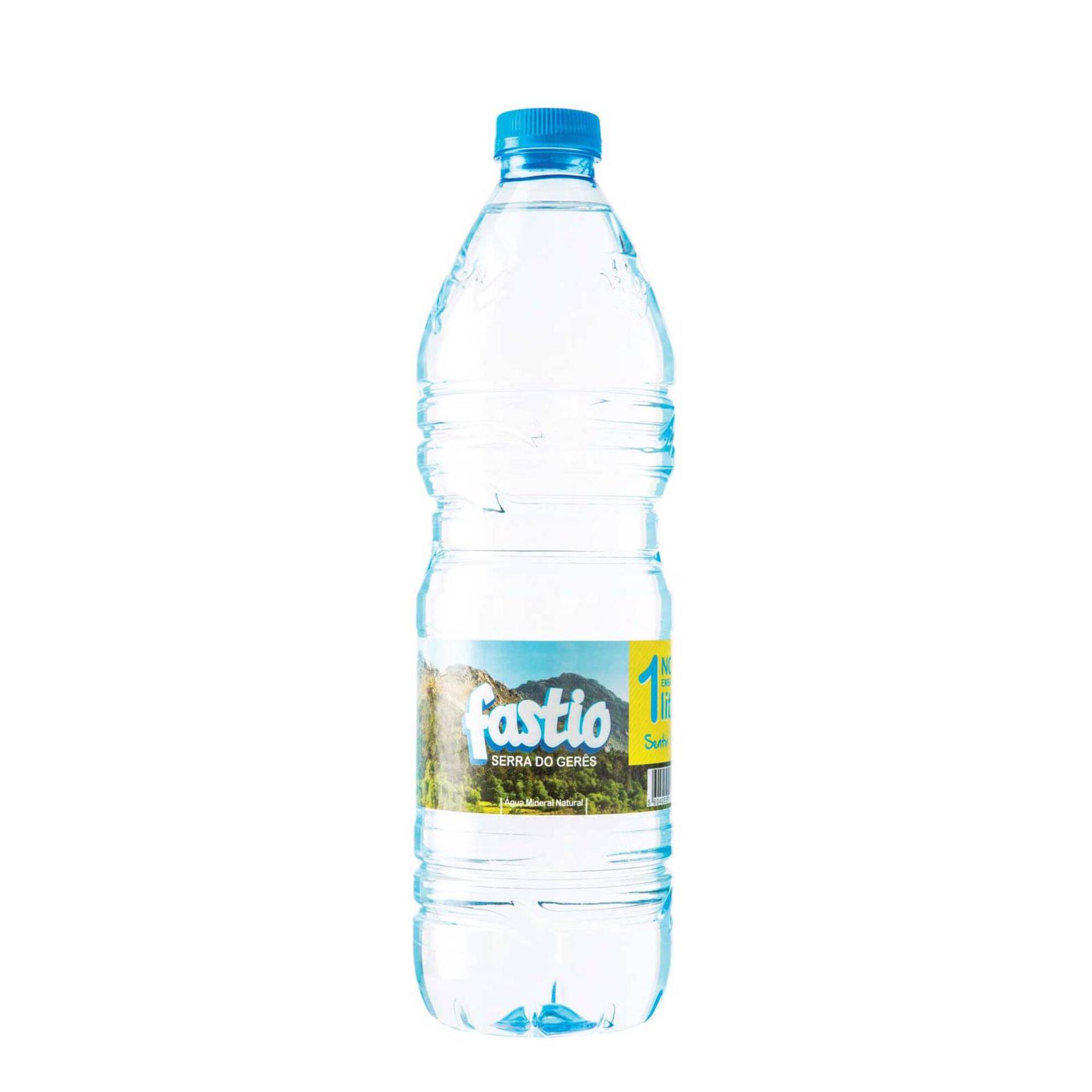 Água sem Gás Mineral Natural