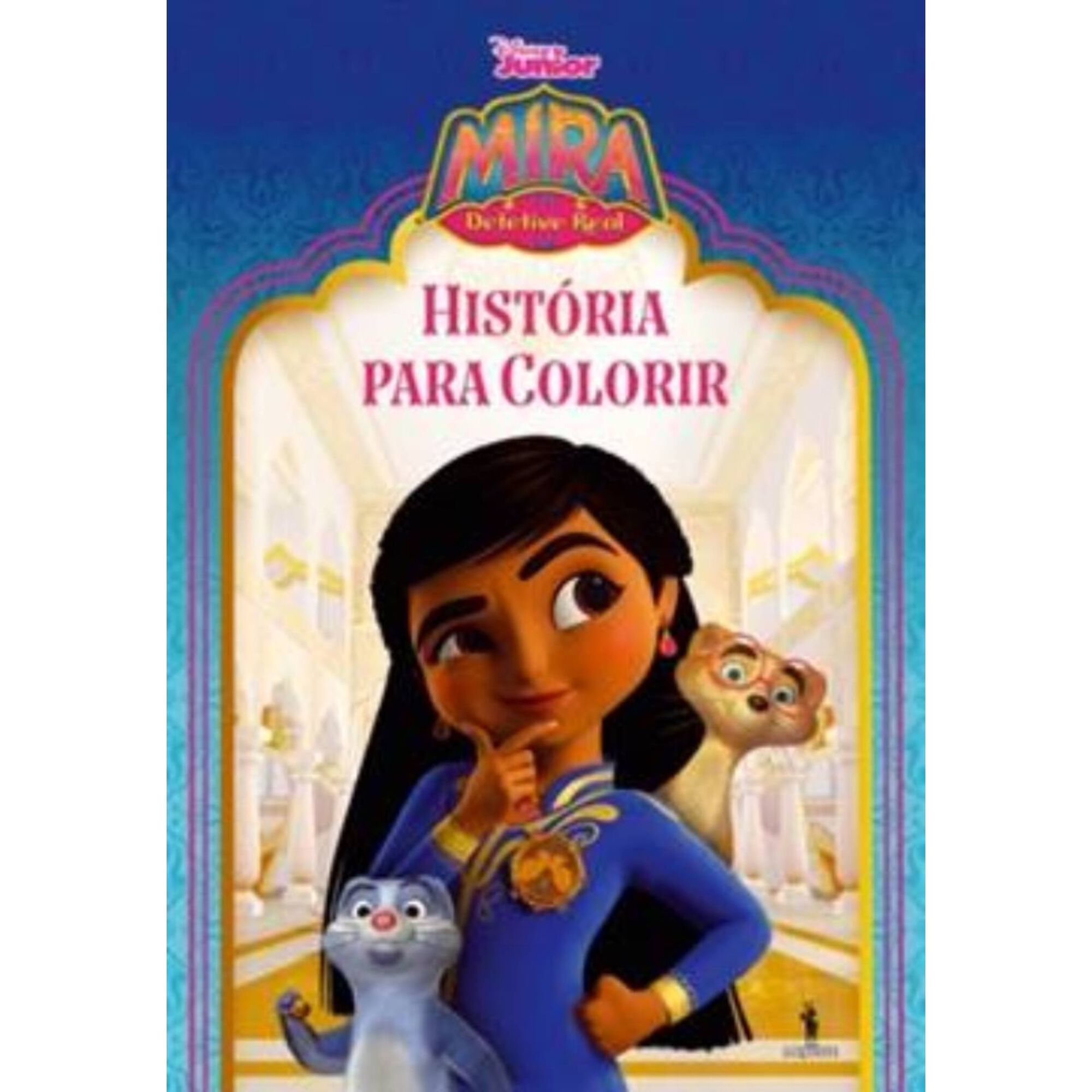 Mira - História para Colorir