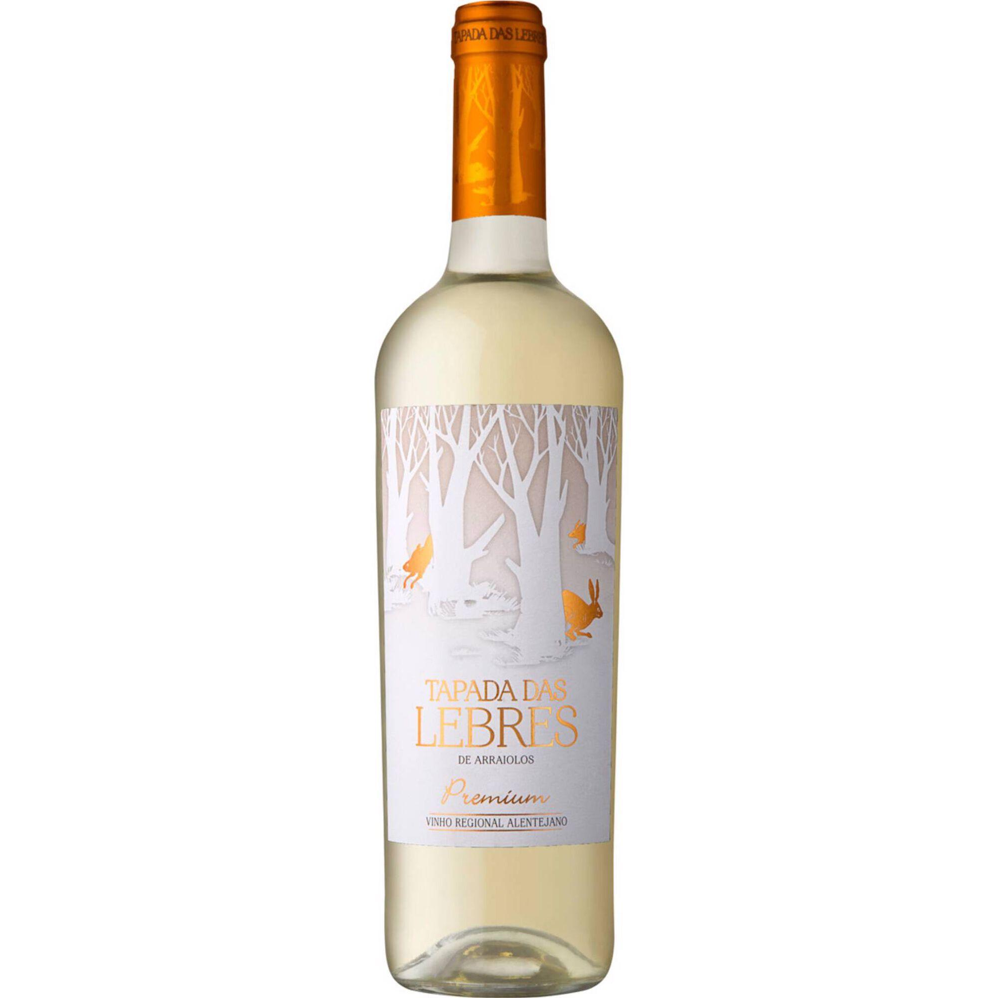 Tapada das Lebres Reserva Premium Regional Alentejano Vinho Branco