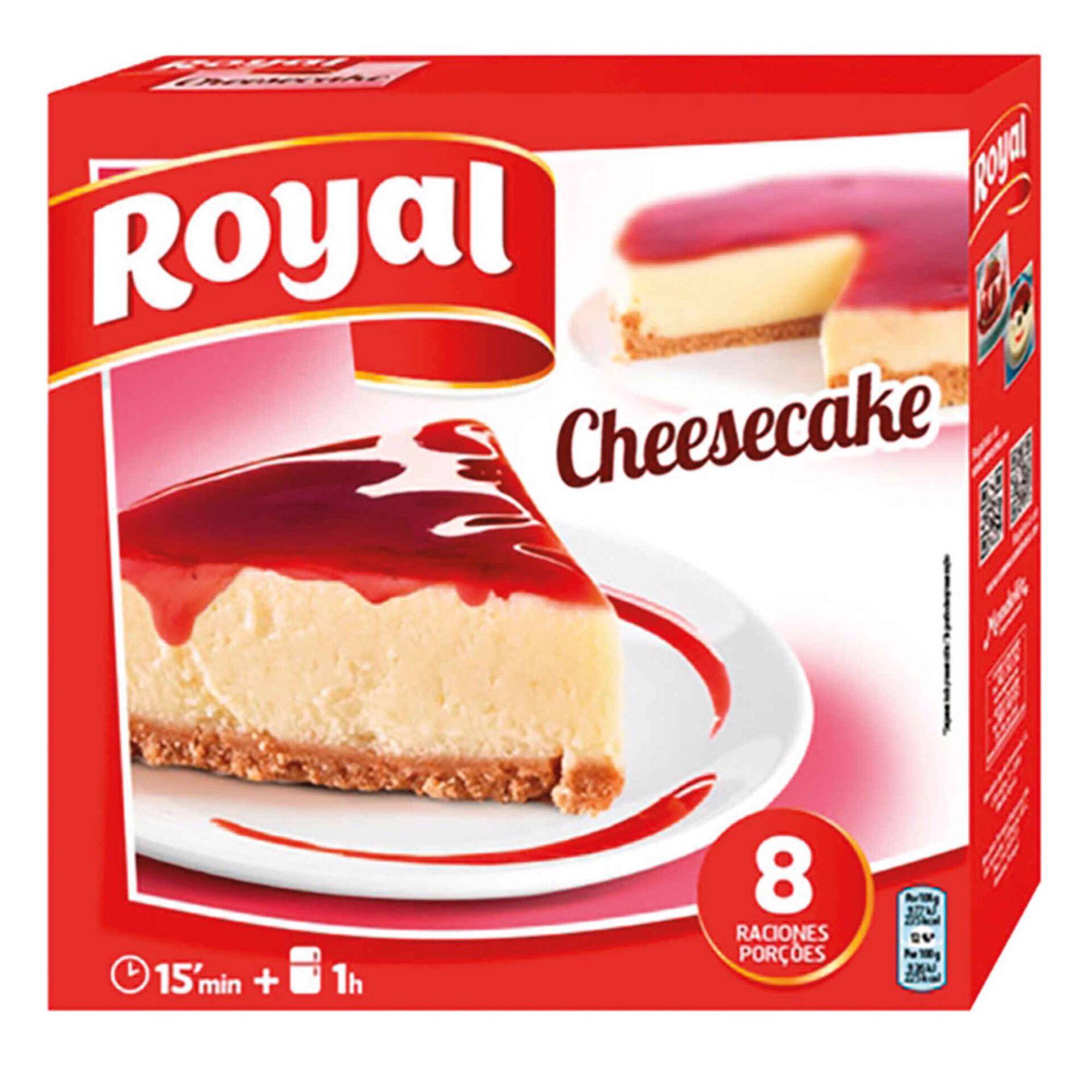 Preparado para Delícia Semifria Cheesecake