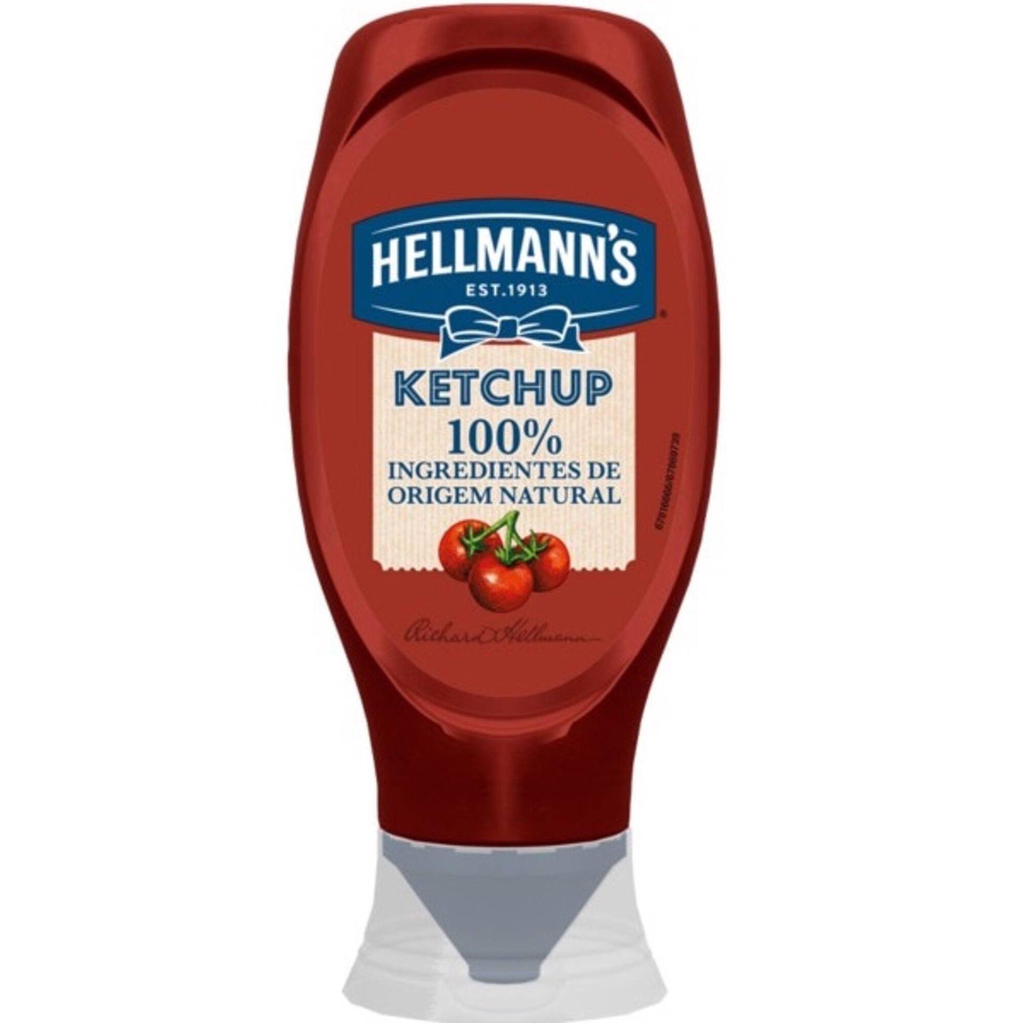 Ketchup Pure 100%