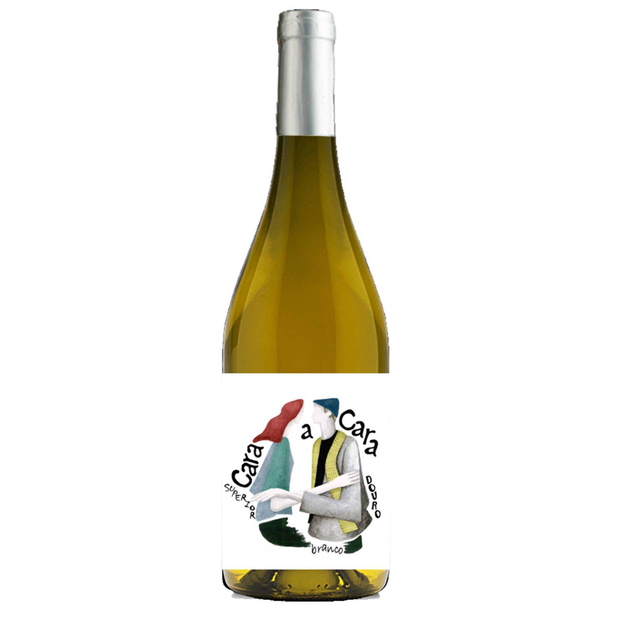 Cara a Cara Superior DOC Douro Vinho Branco
