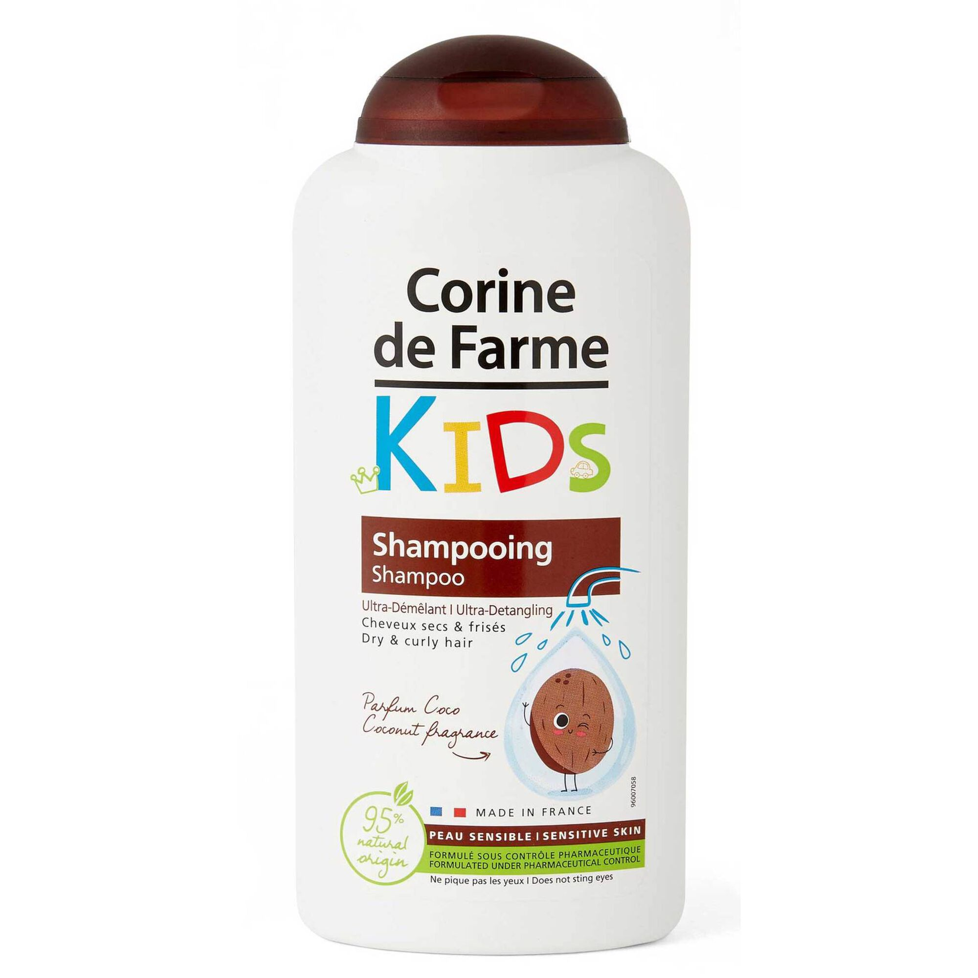Champô Kids Coco