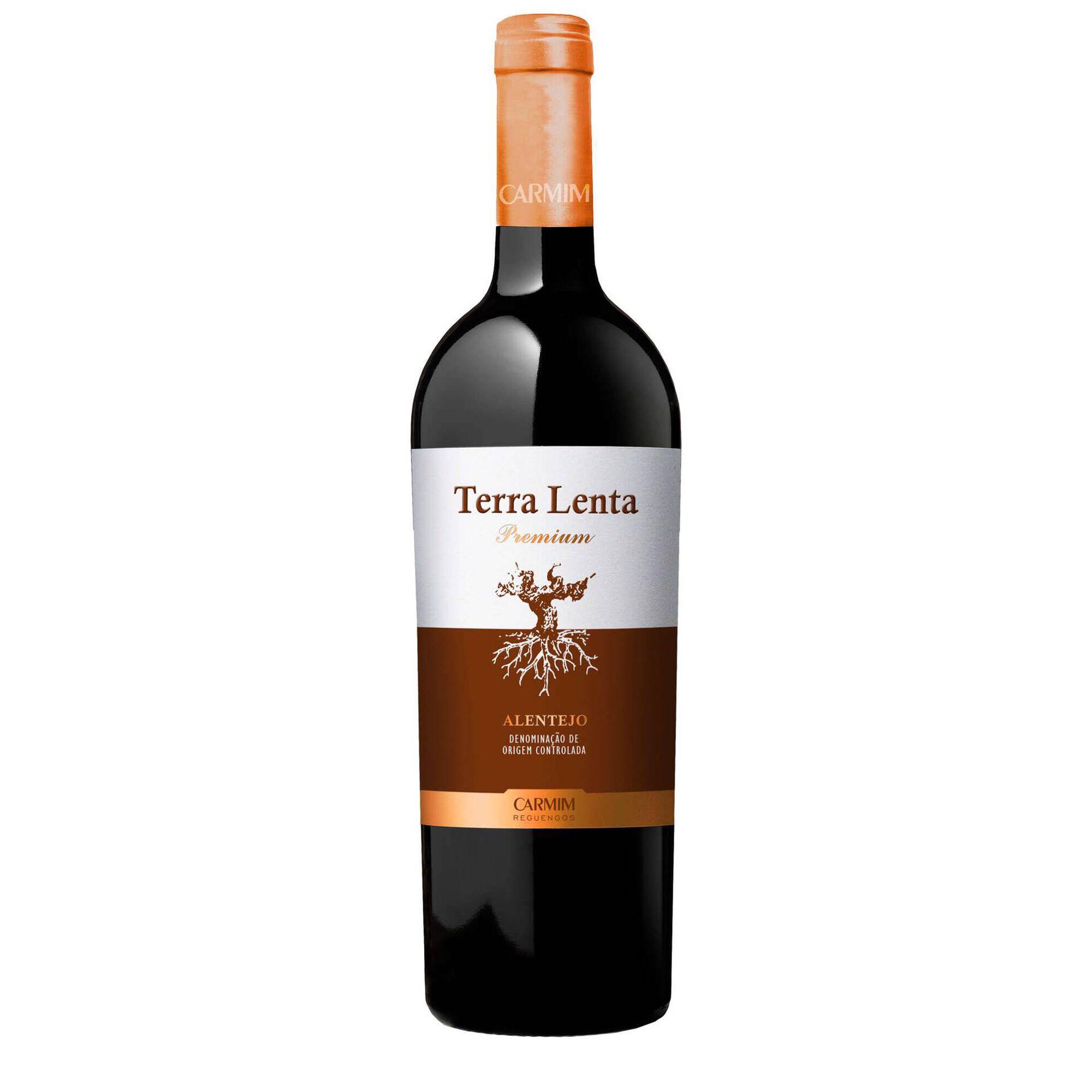 Terra Lenta Premium DOC Alentejo Vinho Tinto