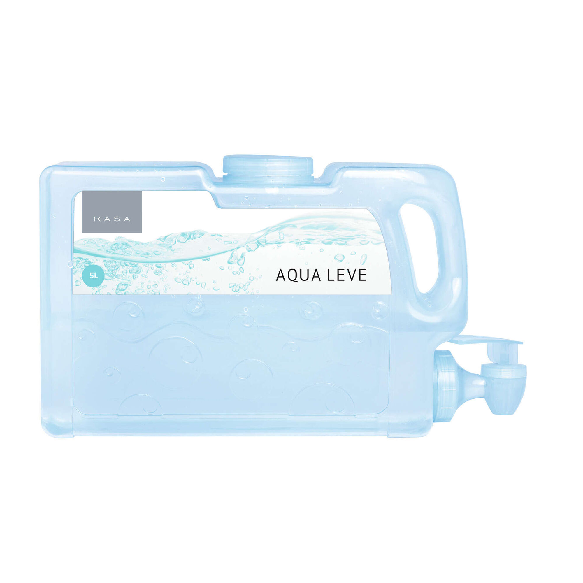 Contentor de Água Plástico para Frigorífico Azul Aqua Leve