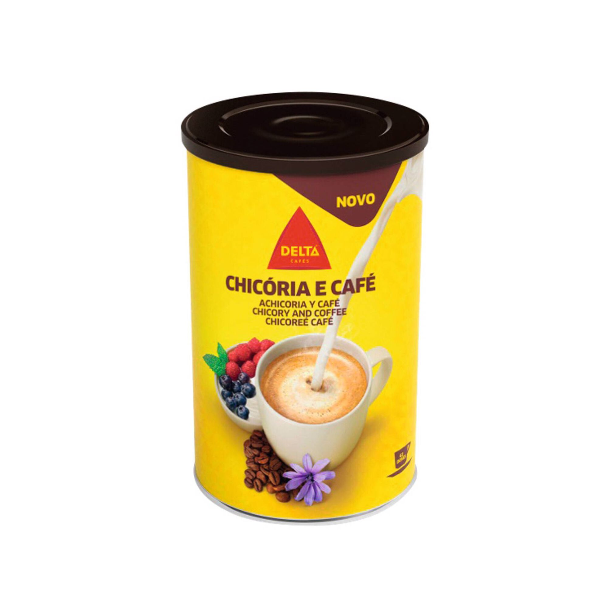 Bebida Solúvel Chicória e Café