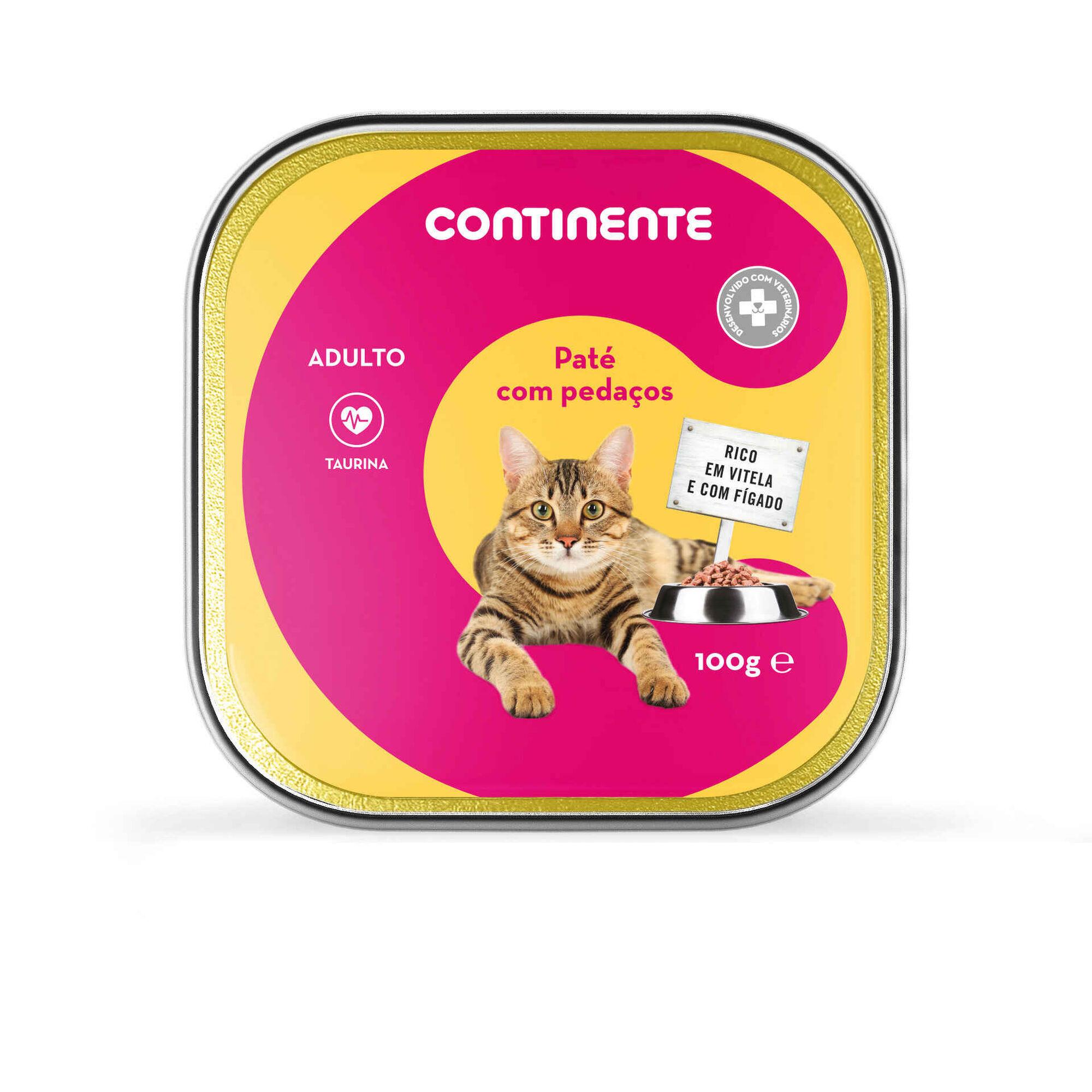 Comida Húmida para Gato Vitela