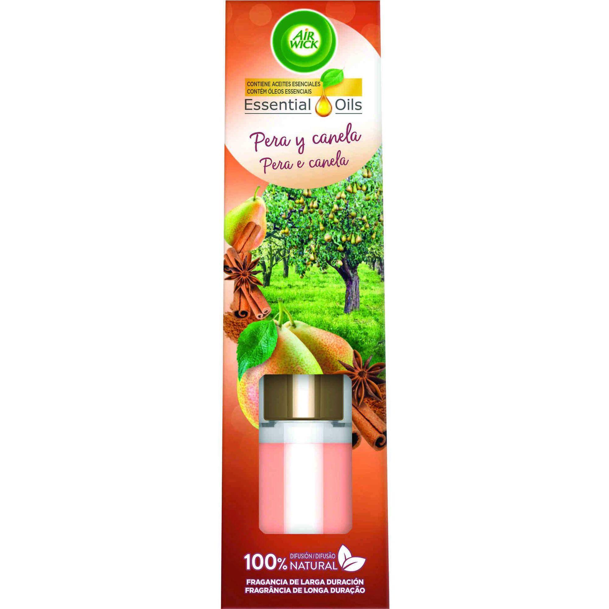 Ambientador Stick Perfumado Pera e Canela