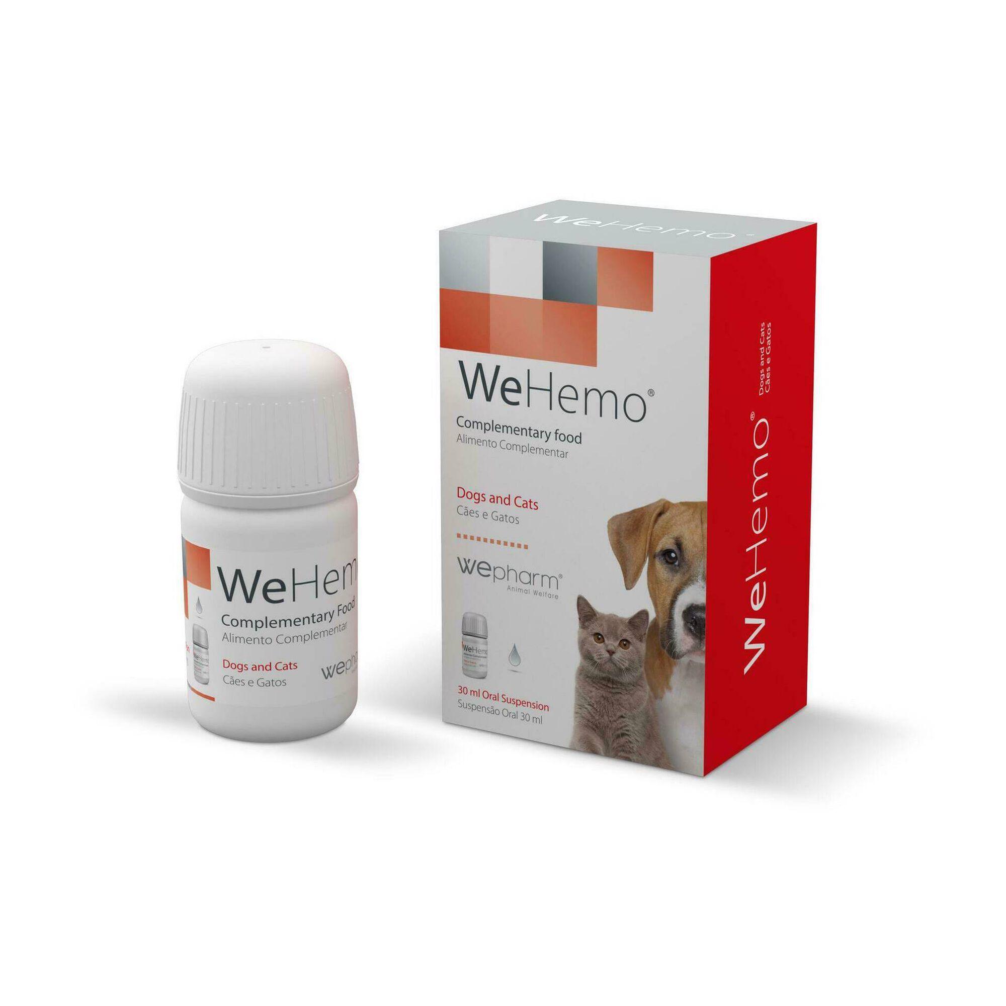 WeHemo Solução Oral